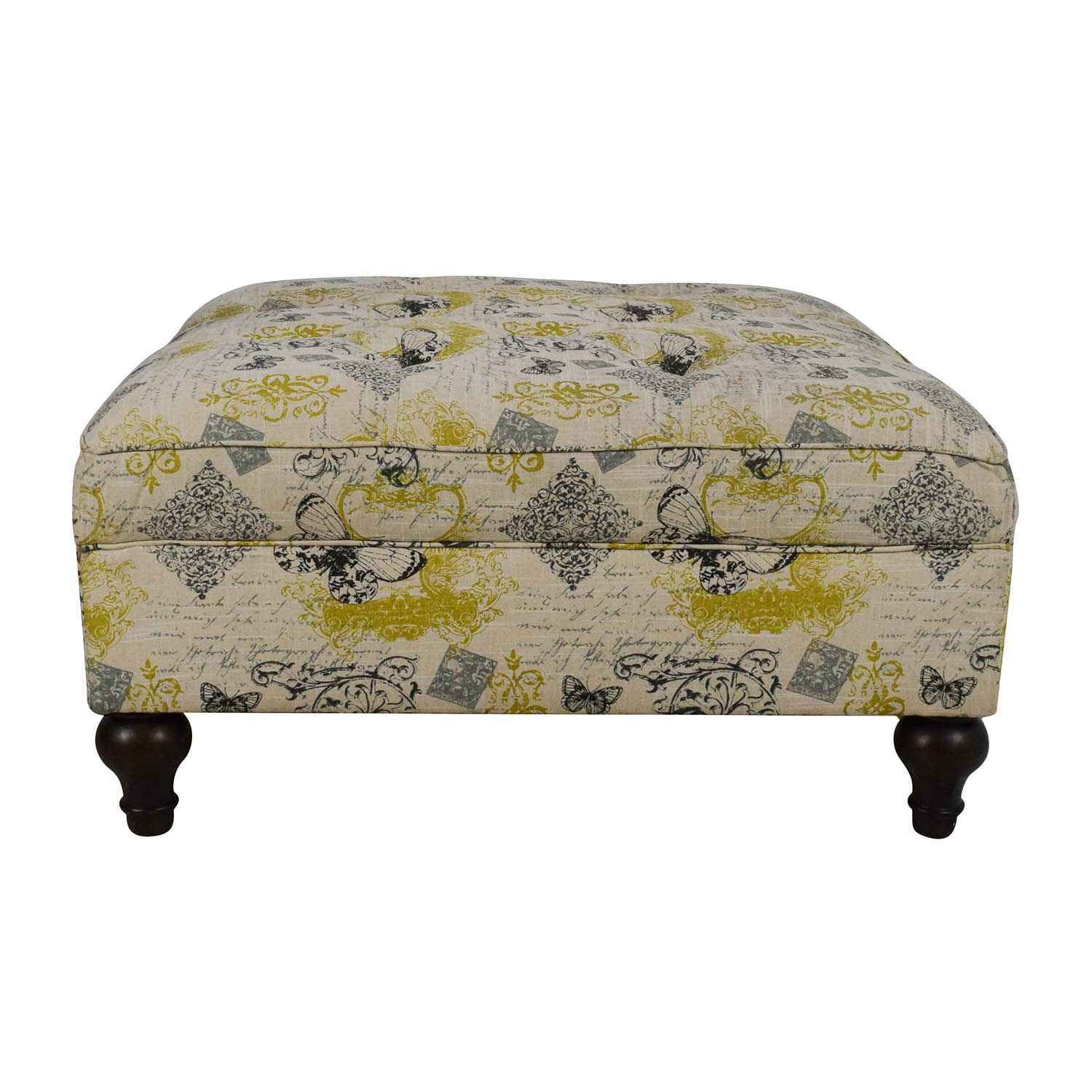 Ashley Furniture Hindell Park Ottoman Storage