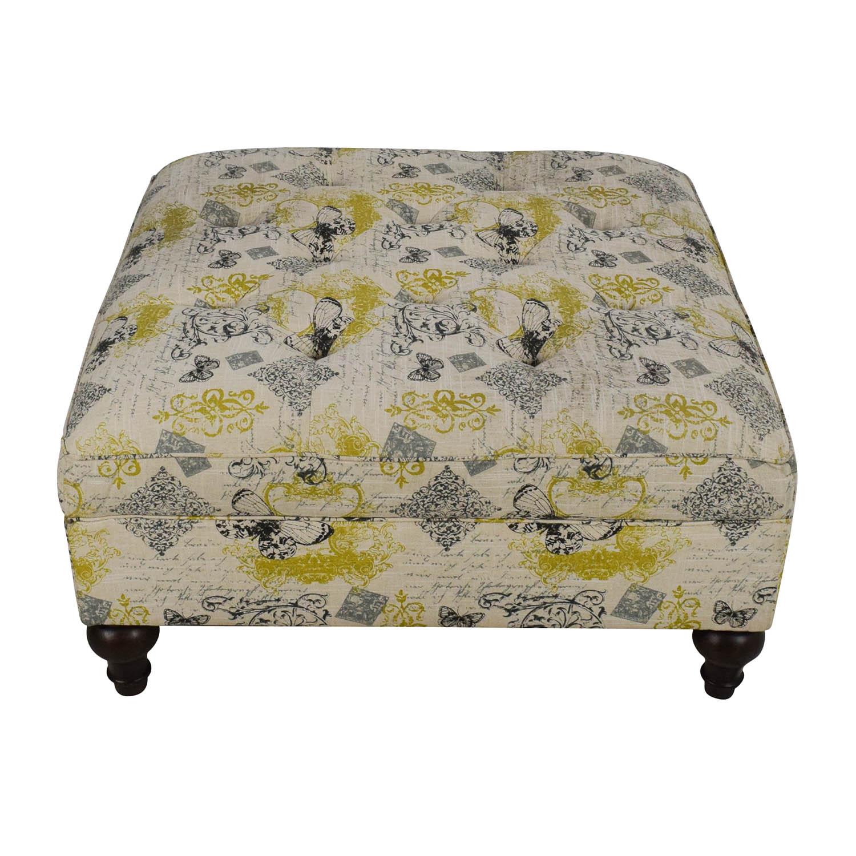 Ashley Furniture Hindell Park Ottoman Used