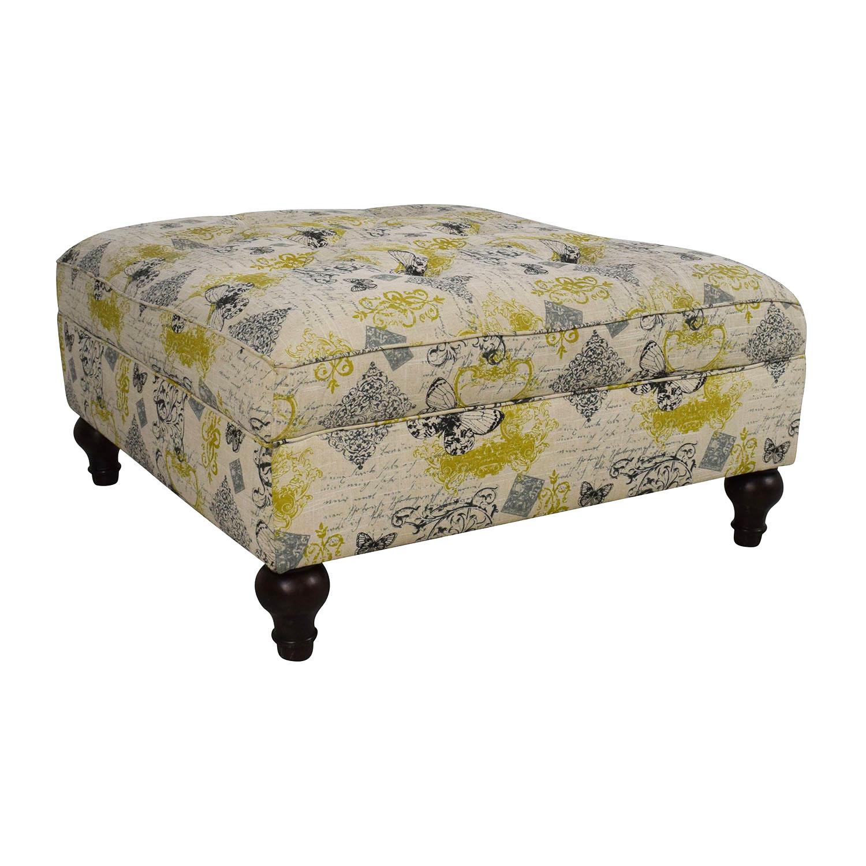 87 Off Ashley Furniture Ashley Furniture Hindell Park Ottoman Storage