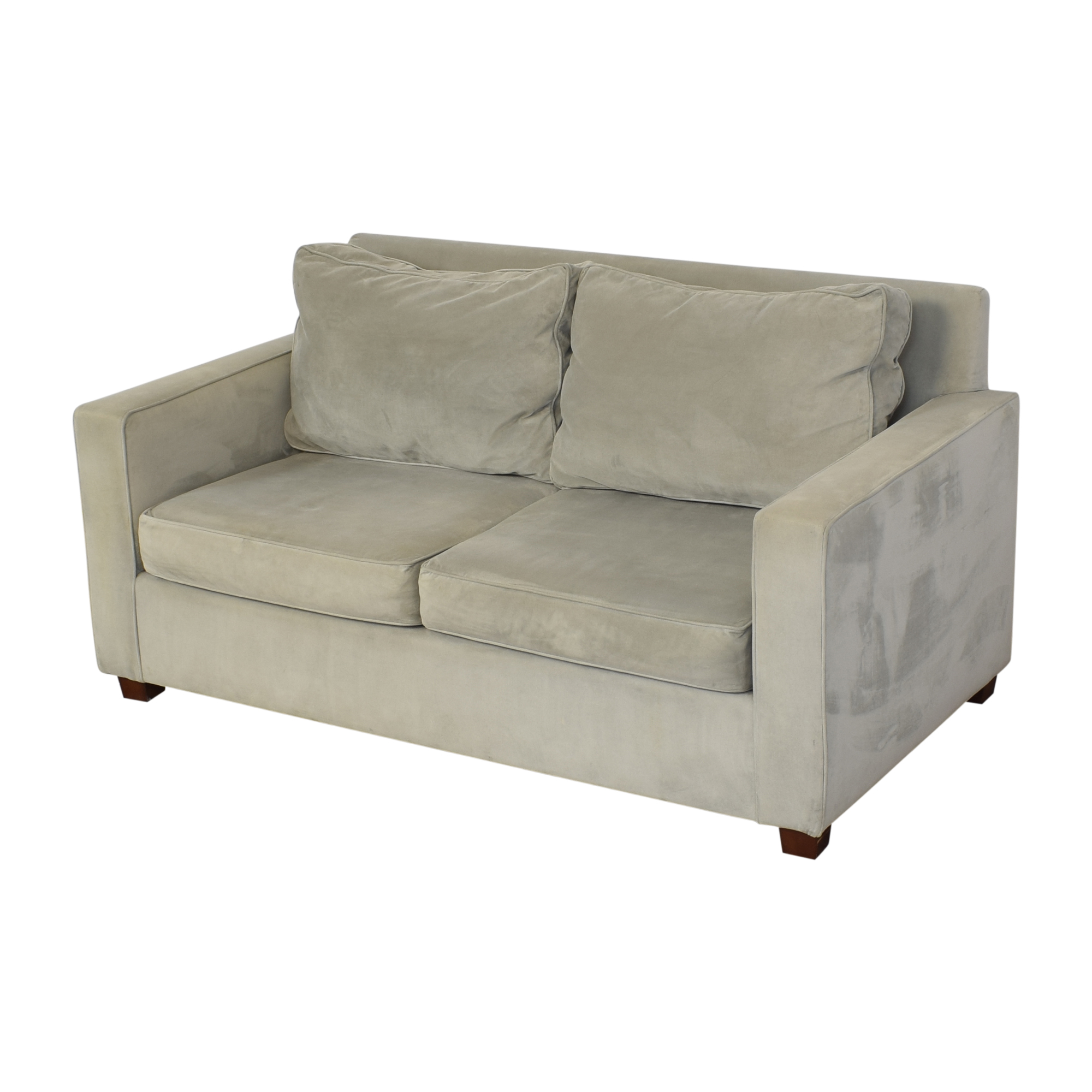 West Elm West Elm Loveseat discount