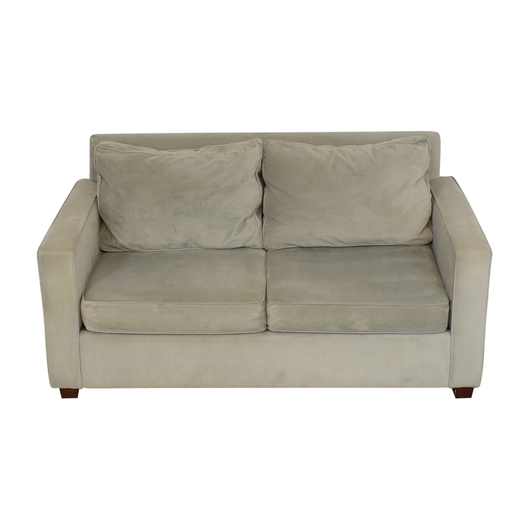 shop West Elm Loveseat West Elm