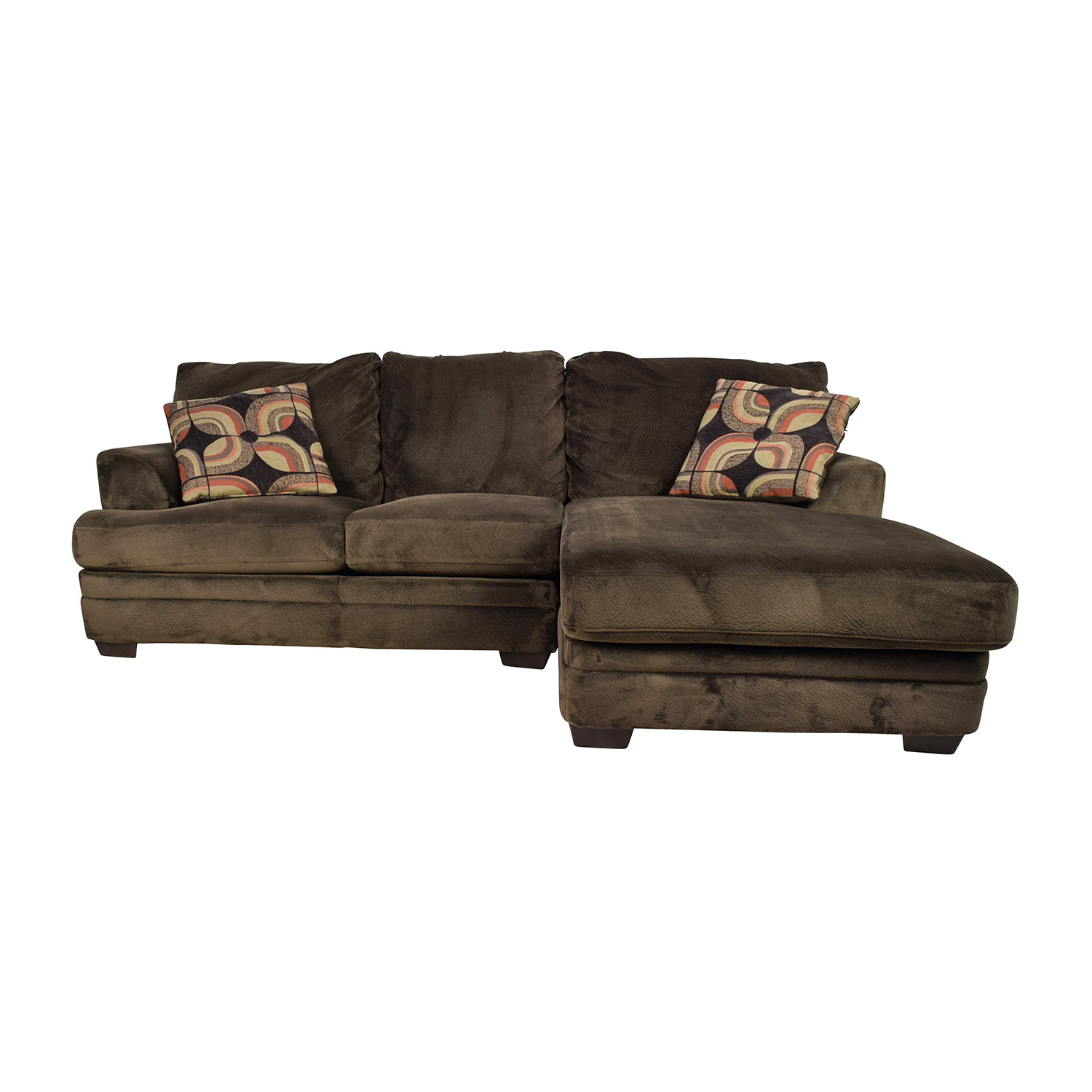 Bobs Furniture Charisma Sectional Sofa sale