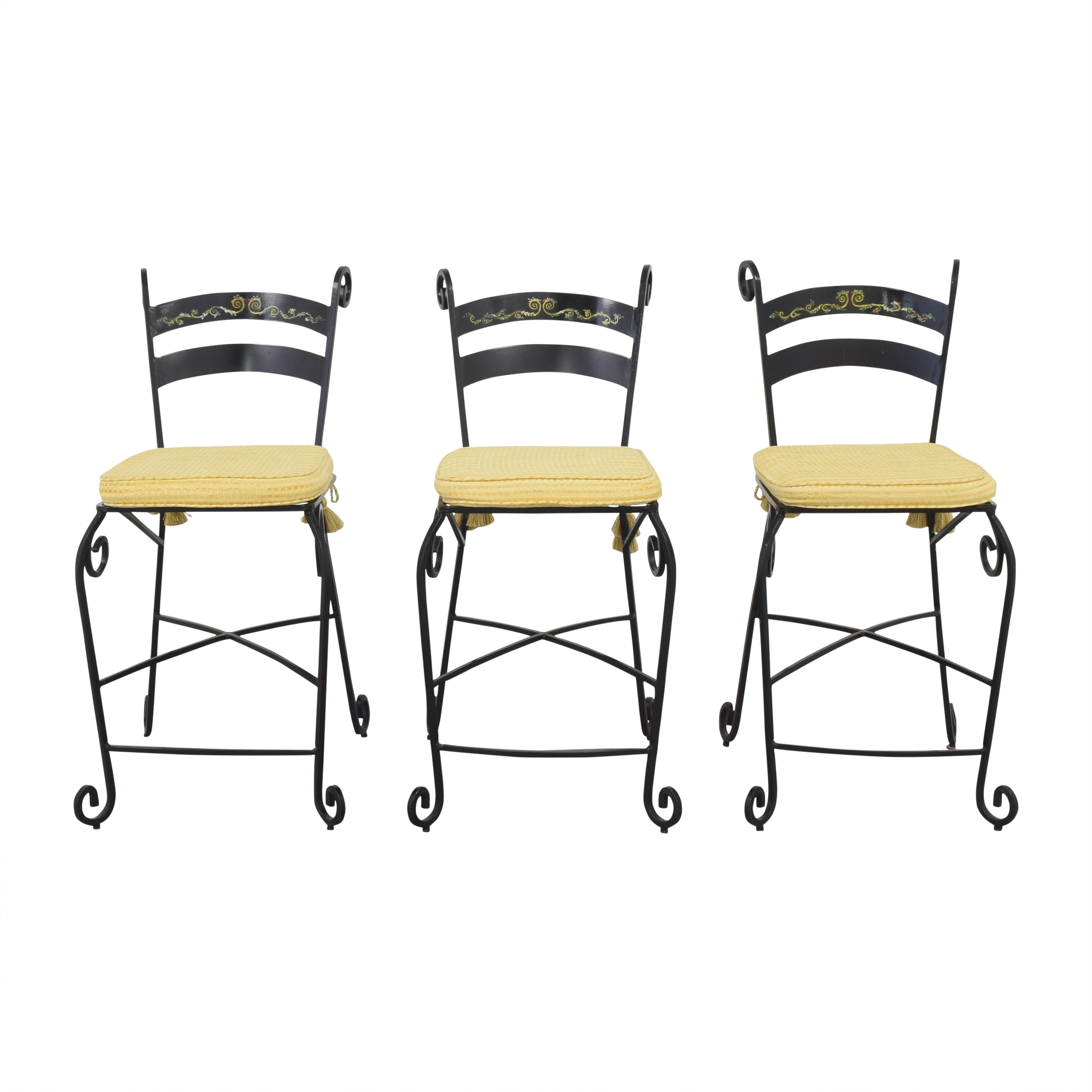 Wrought Frame Bar Stools price