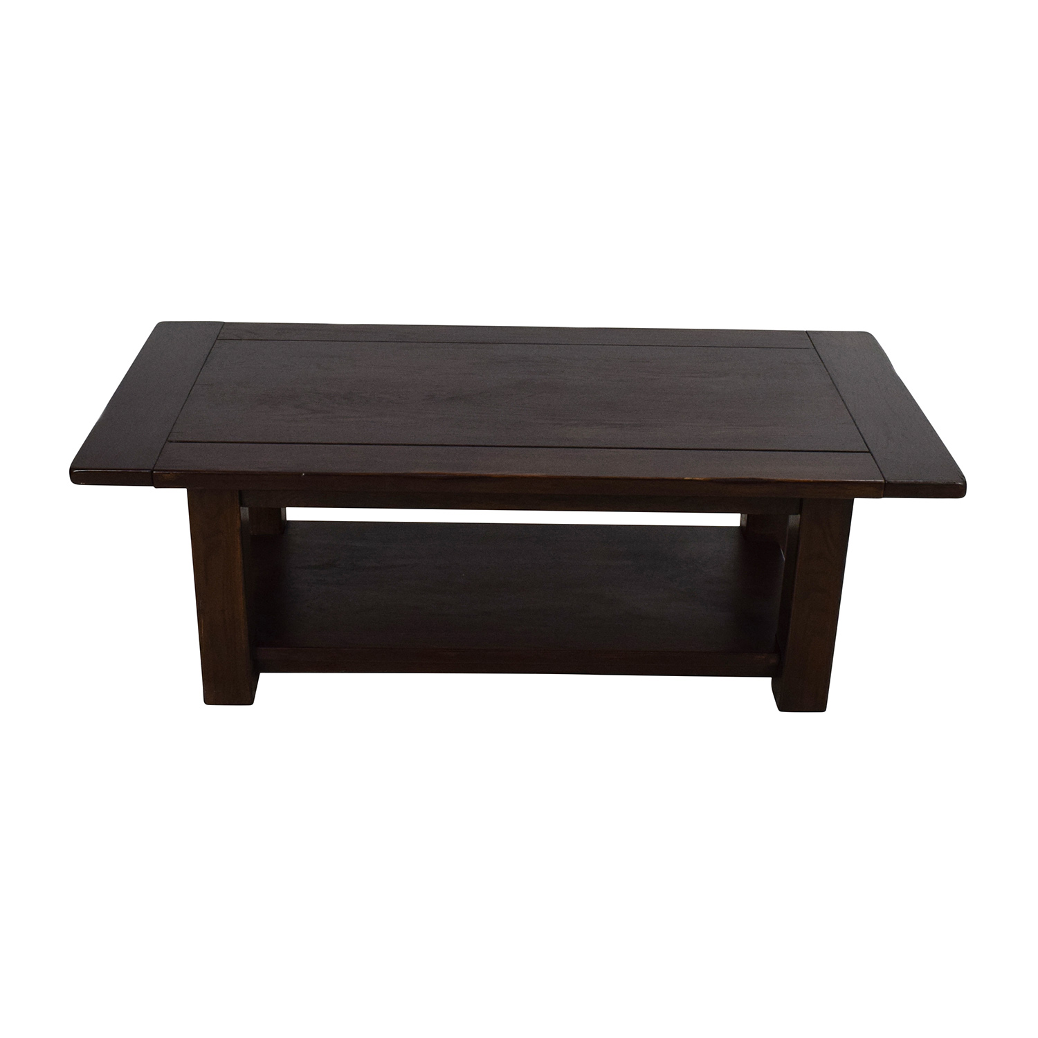 ... West Elm West Elm Wooden Coffee Table ...