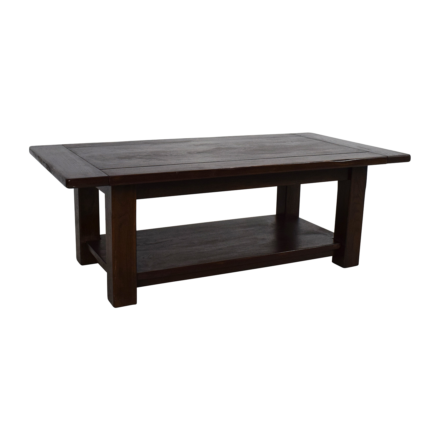 59 Off West Elm West Elm Wooden Coffee Table Tables