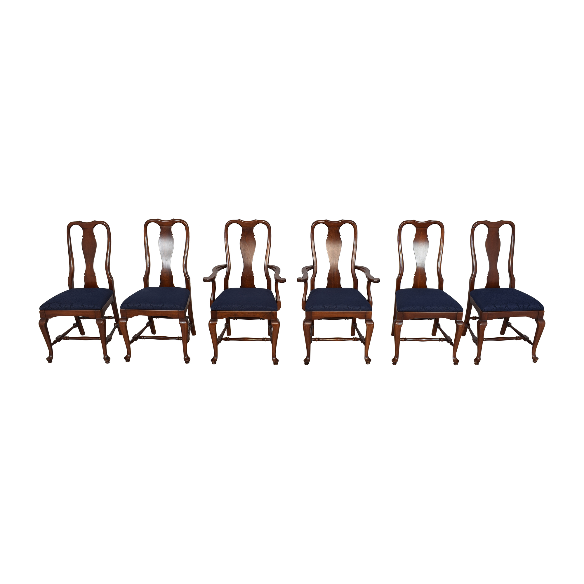 Hitchcock Hitchcock Queen Anne Dining Chairs for sale