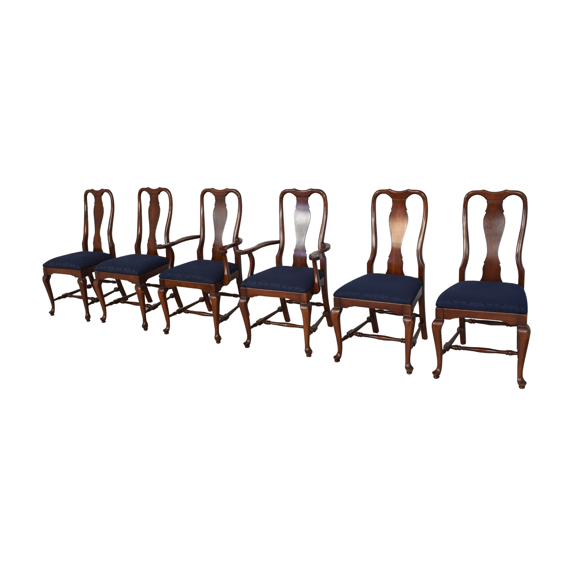 Hitchcock Hitchcock Queen Anne Dining Chairs Dining Chairs