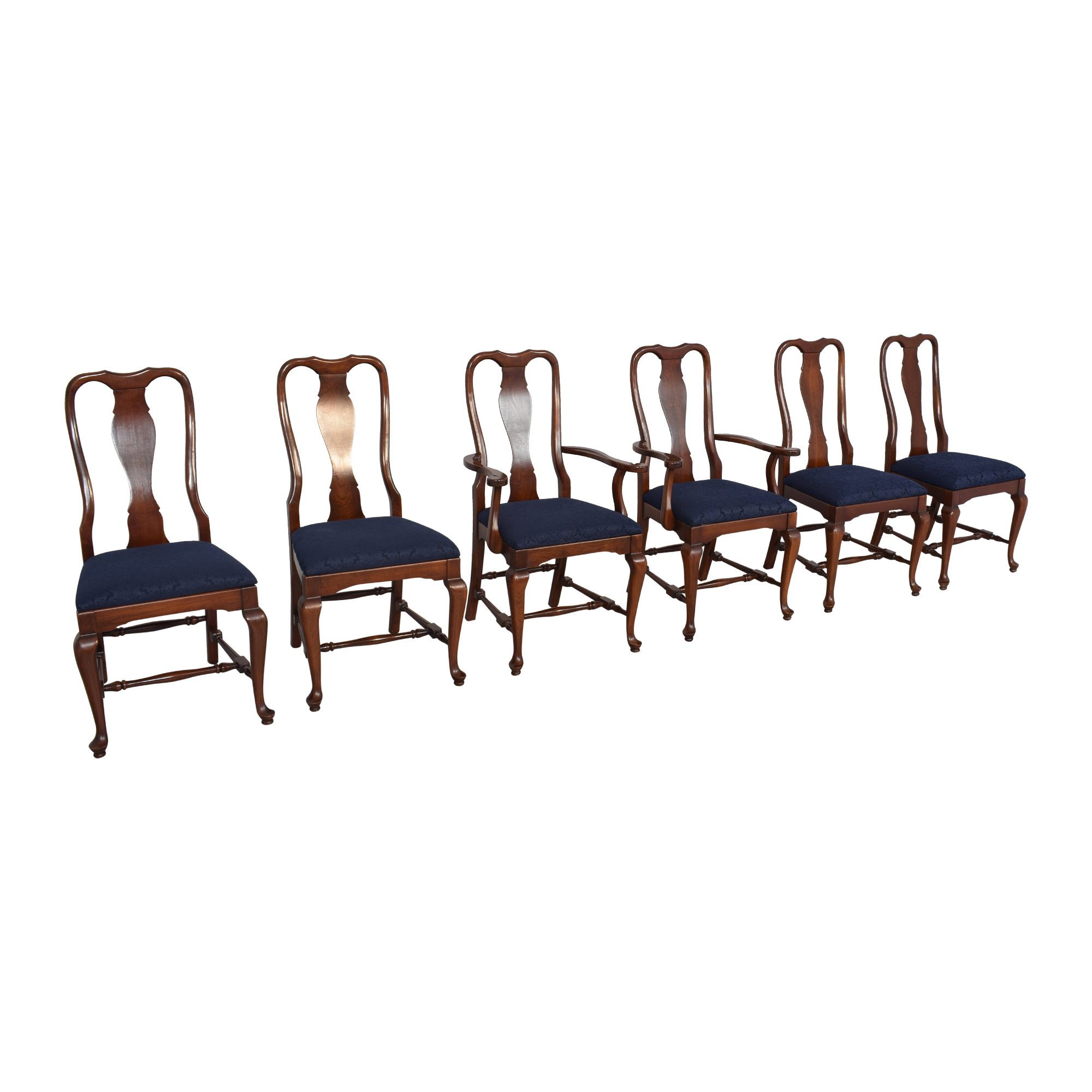 Hitchcock Queen Anne Dining Chairs / Dining Chairs