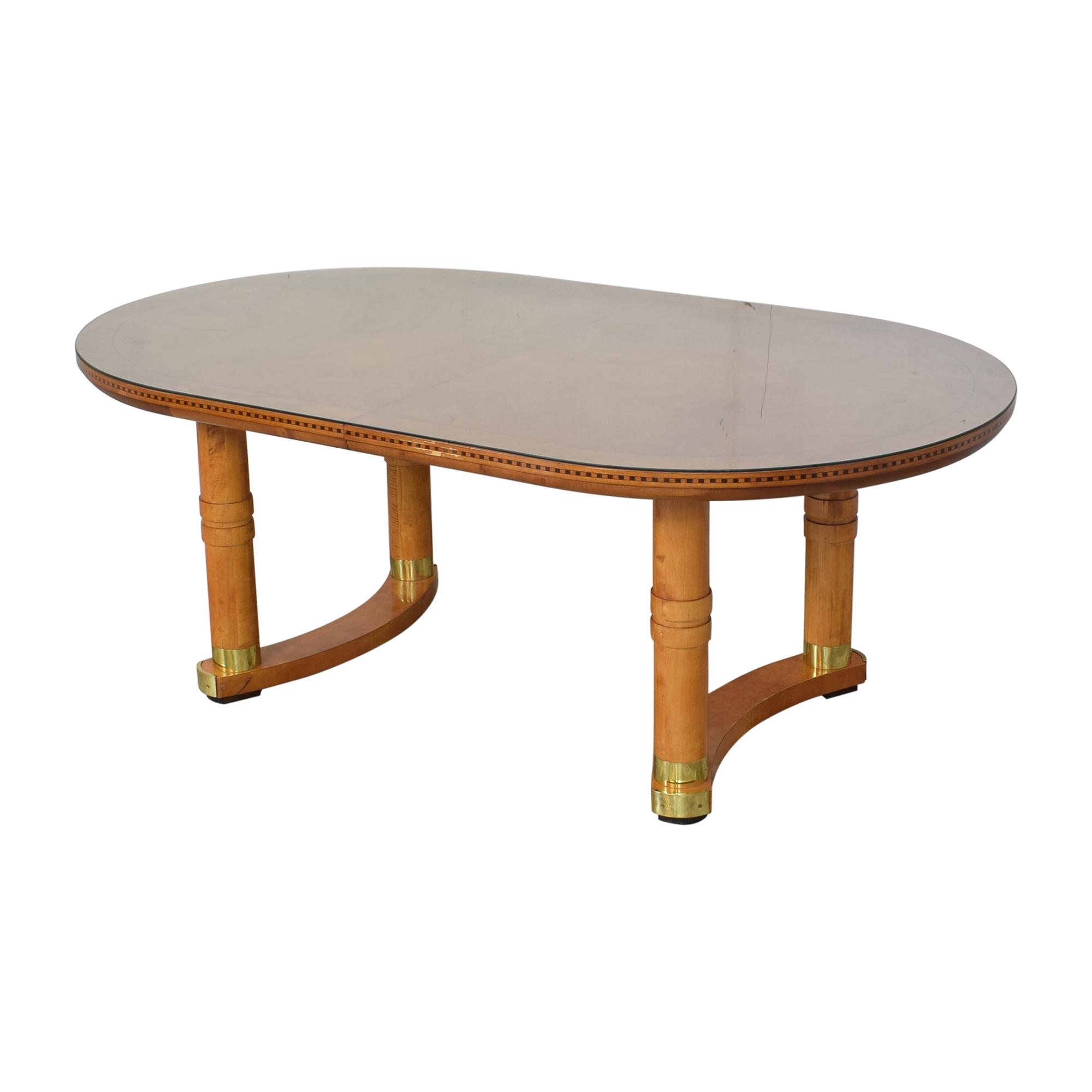 Huffman Koos Huffman Koos Extendable Dining Table Tables