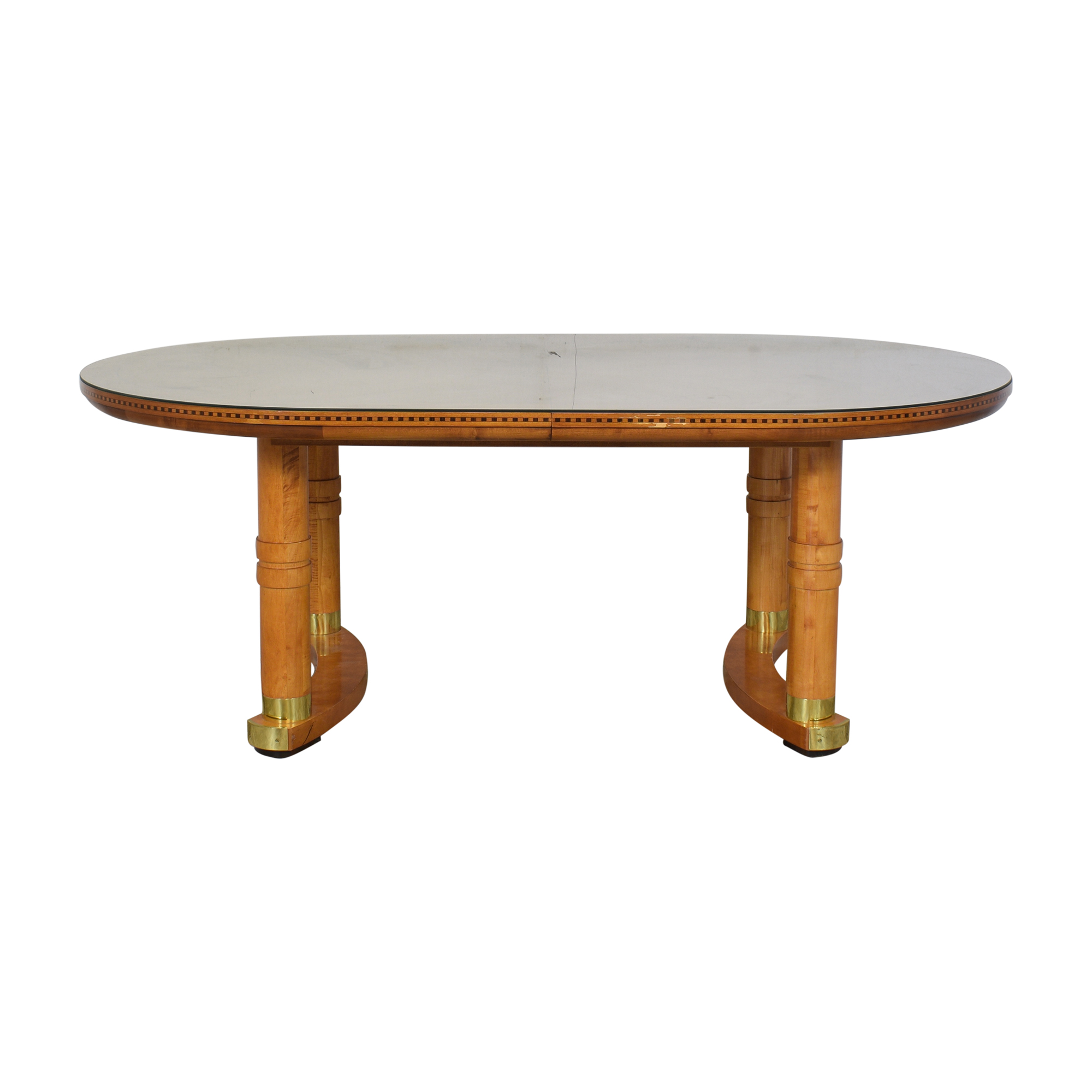 Huffman Koos Huffman Koos Extendable Dining Table discount