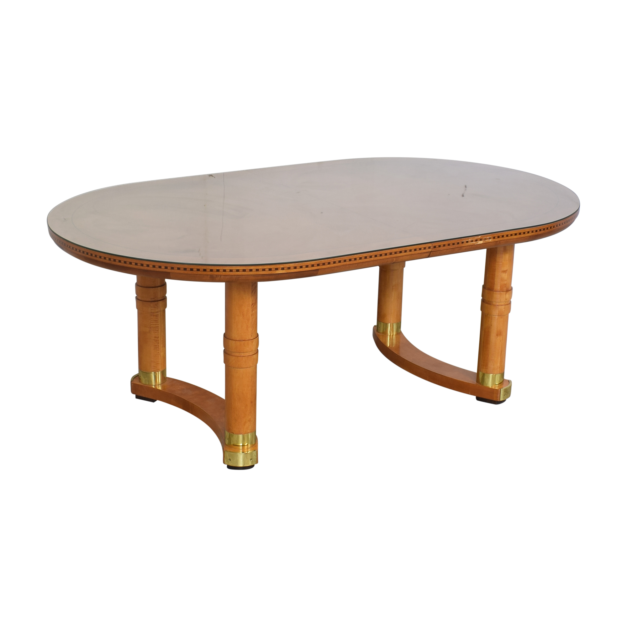 Huffman Koos Huffman Koos Extendable Dining Table on sale