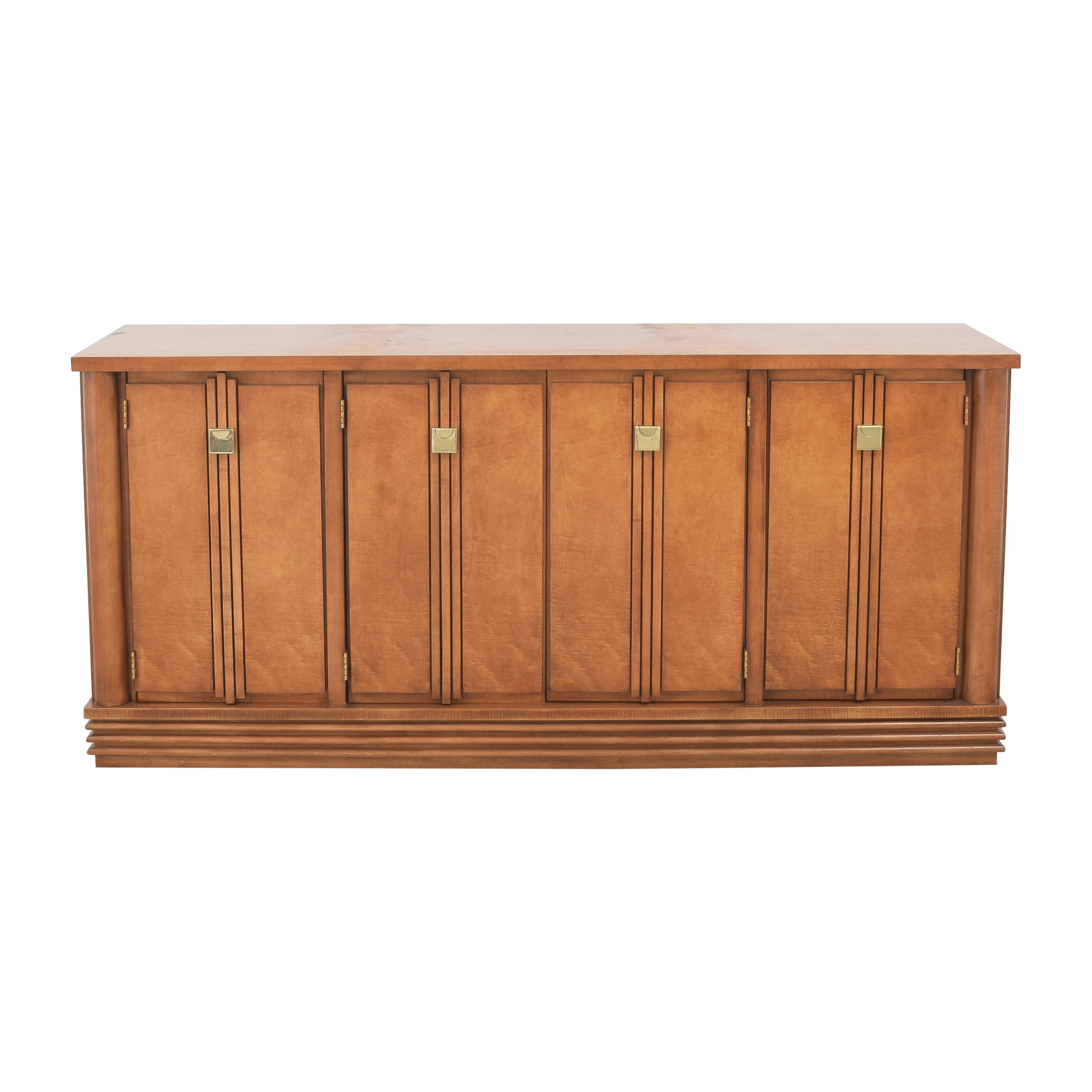 Hickory White Hickory White Biedermeier Genesis Neoclassical Sideboard pa