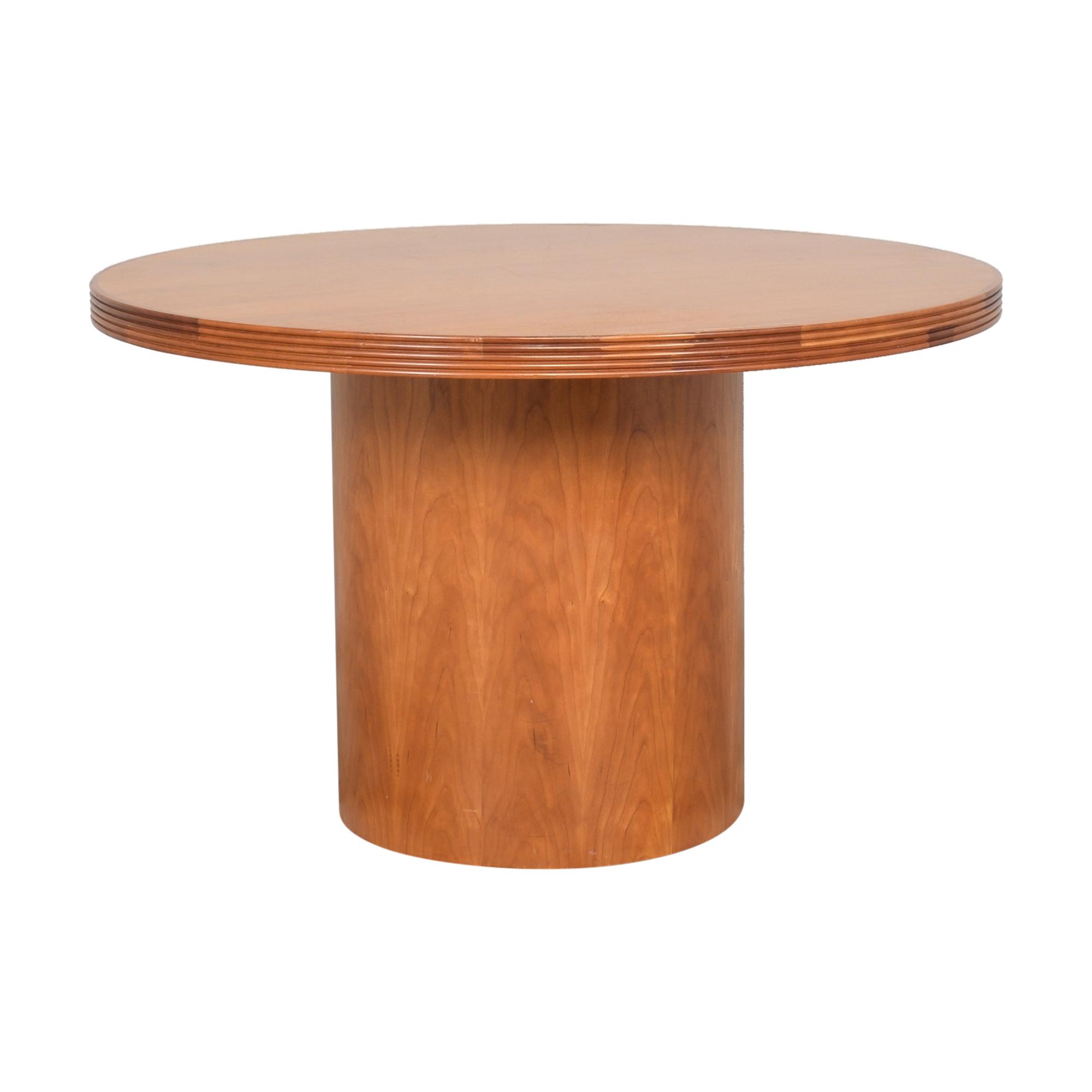 buy Jasper Furniture Circular Dining Table  Tables
