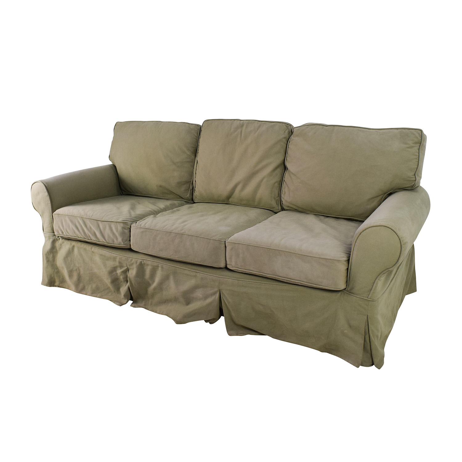 Pottery Barn Pottery Barn Sage Couch / Sofas