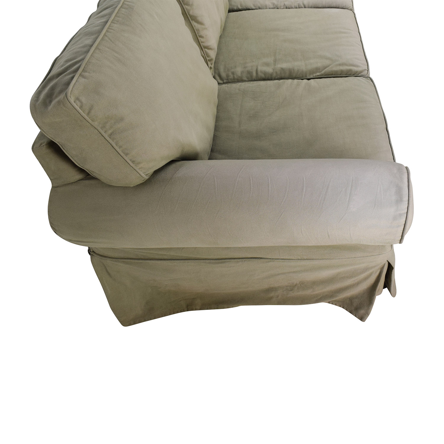 ... Buy Pottery Barn Sage Couch Pottery Barn Classic Sofas