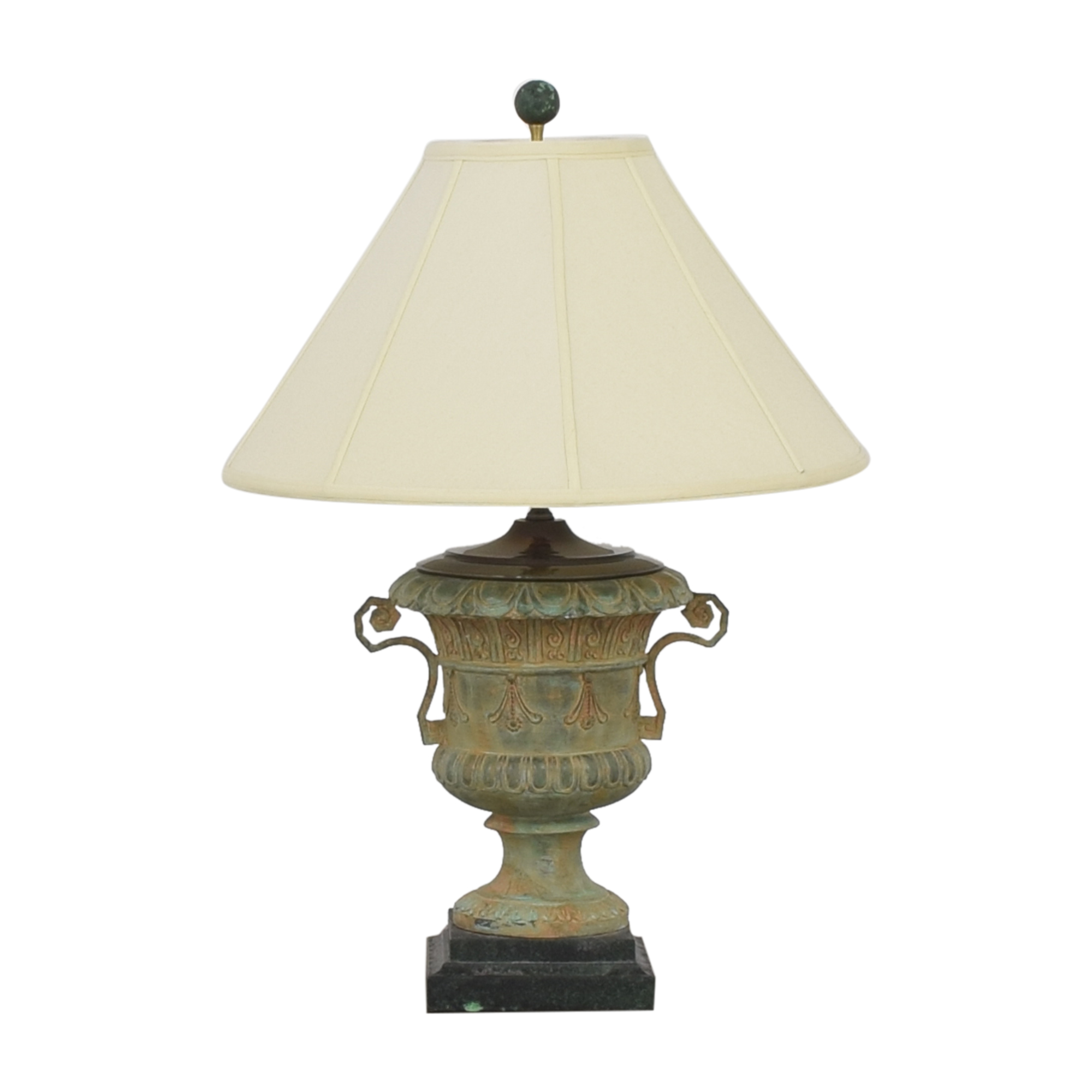 Canterbury Urn Style Table Lamp second hand