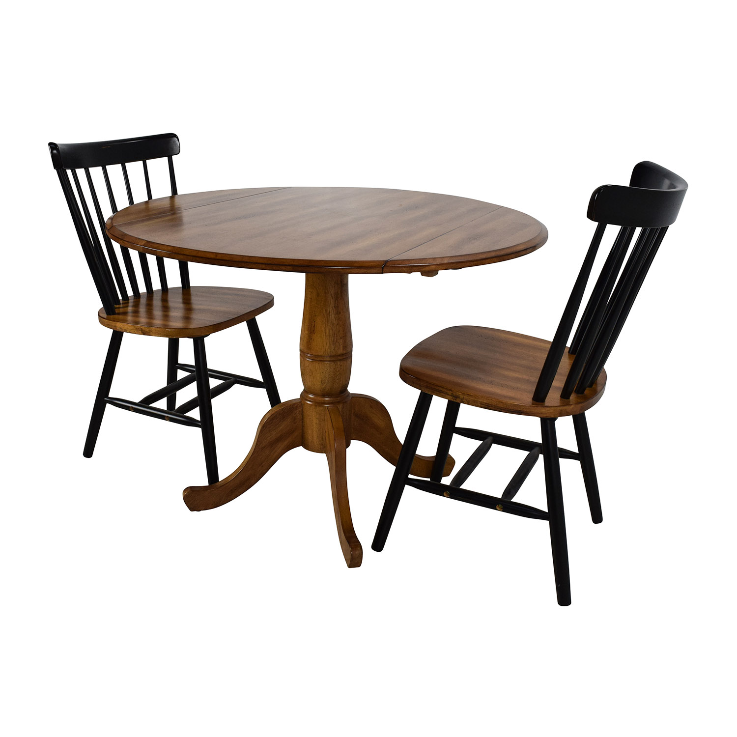 72 Off Raymour Flanigan Raymour Flanigan Foldable Table Set Tables