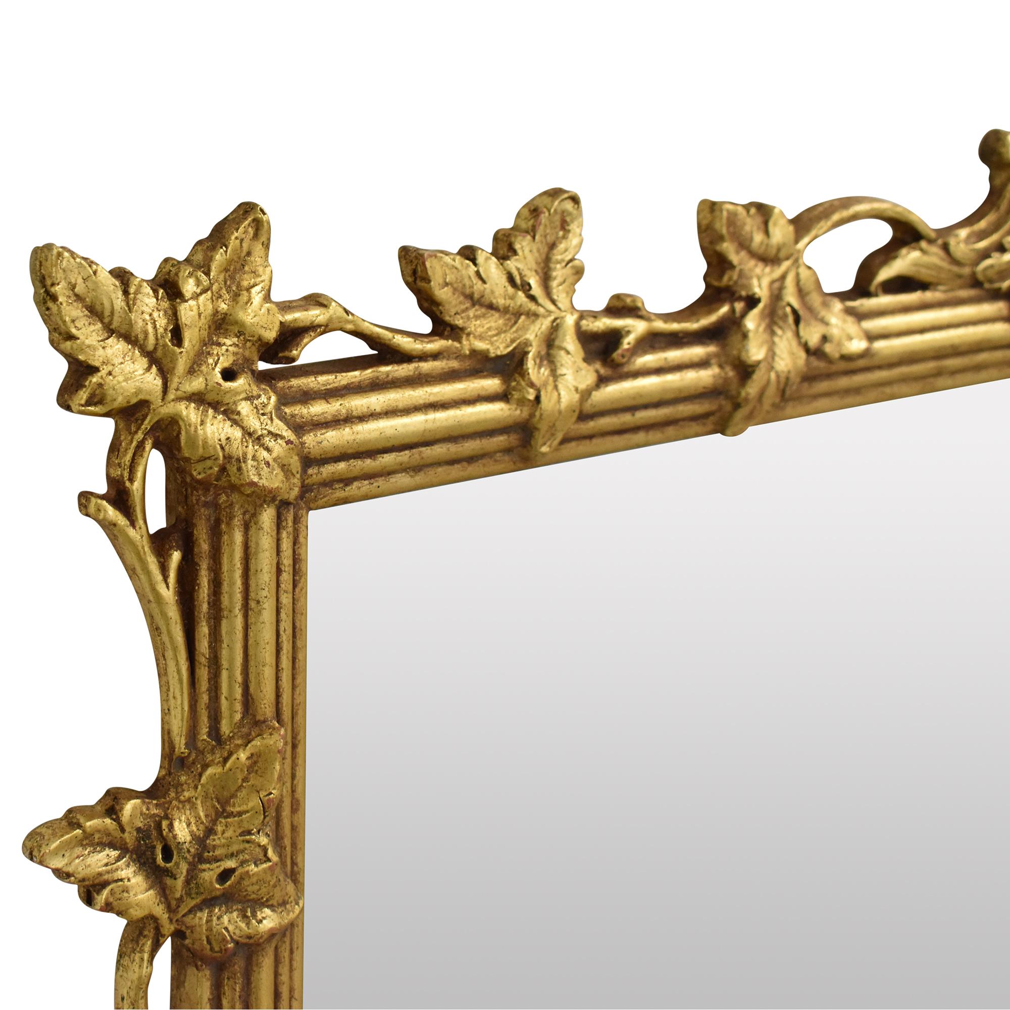 Friedman Brothers Friedman Brothers Decorative Arts Wall Mirror on sale