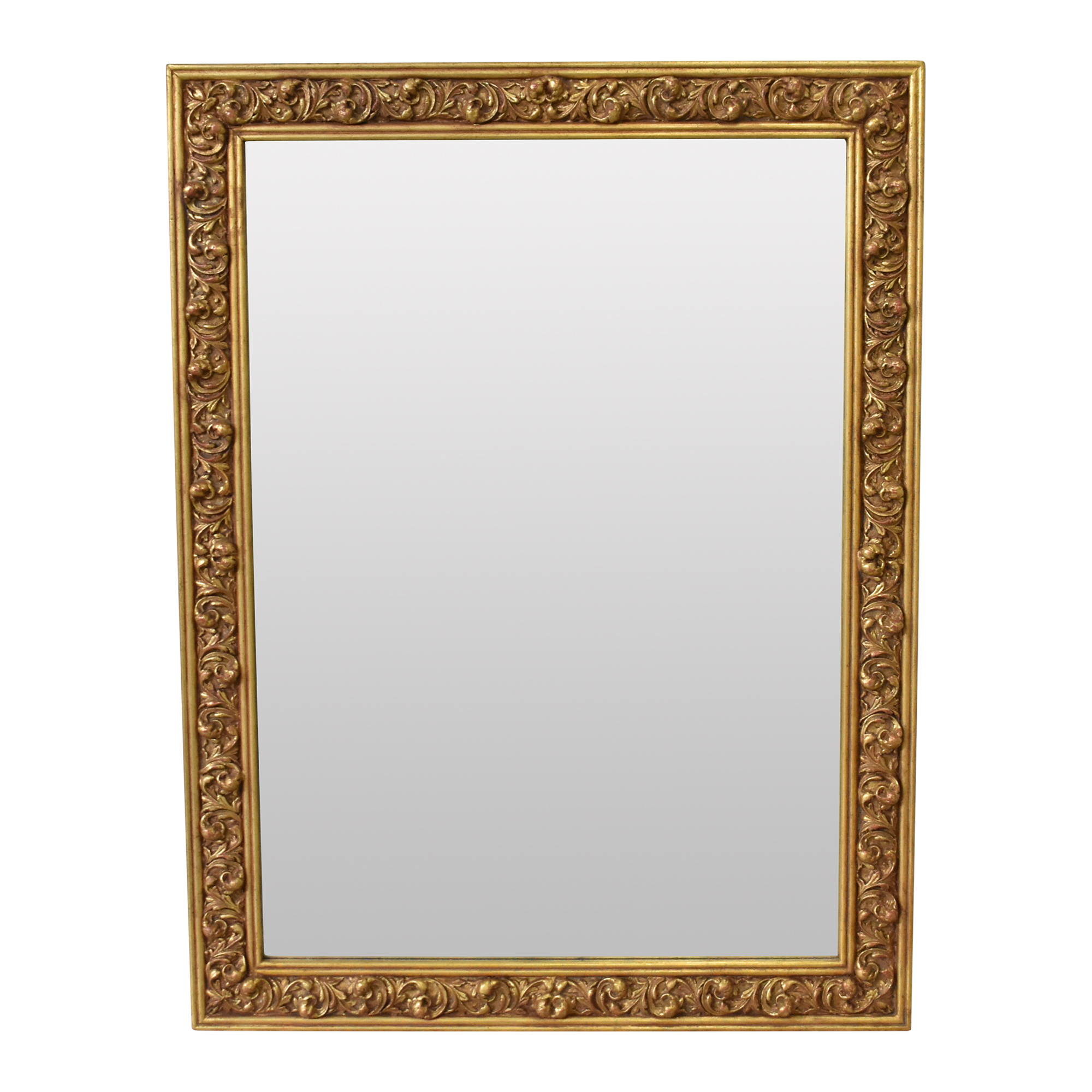 buy Friedman Brothers Decorative Arts Rectangular Wall Mirror Friedman Brothers Mirrors