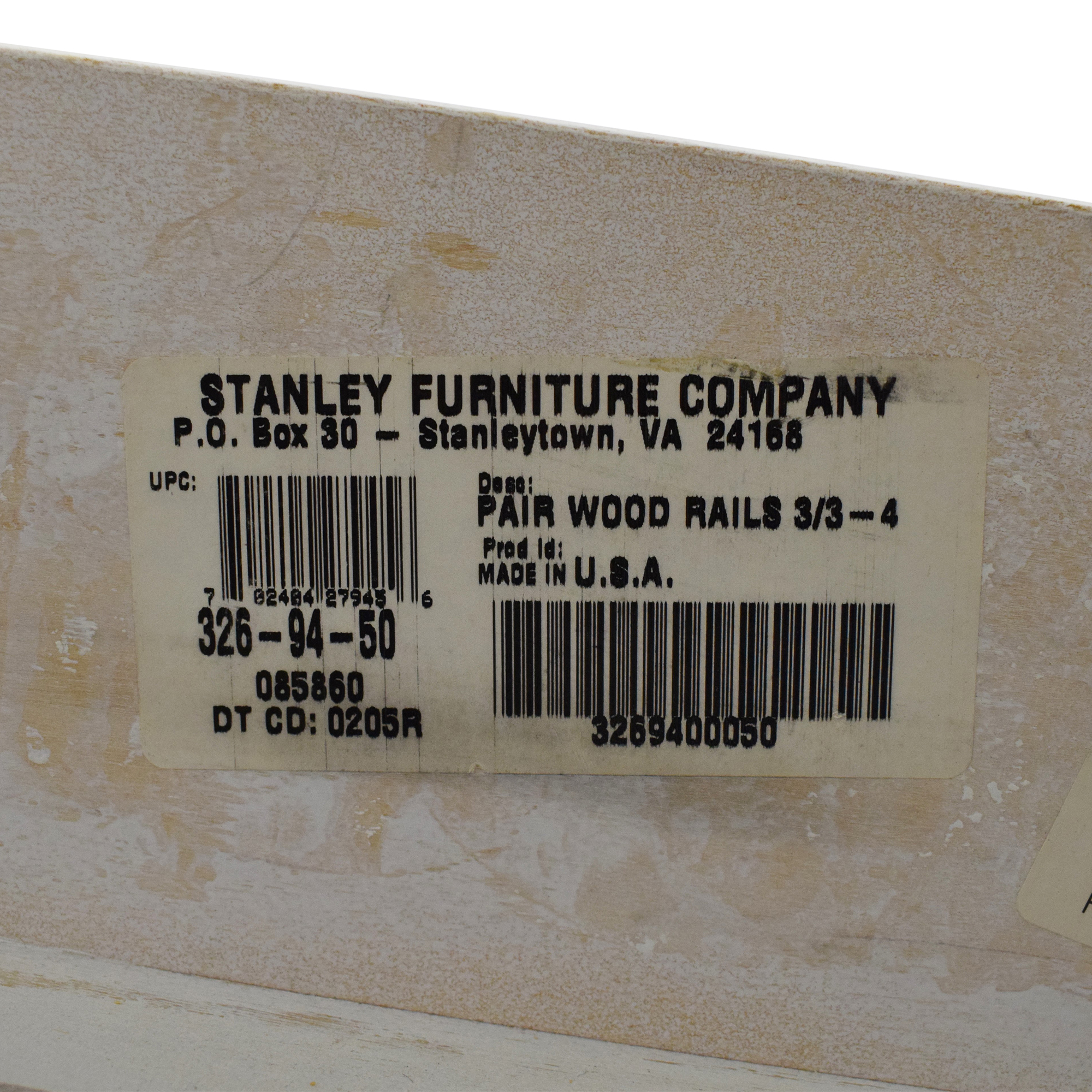 buy Stanley Furniture Stanley Furniture Young America Isabella Full Bed online