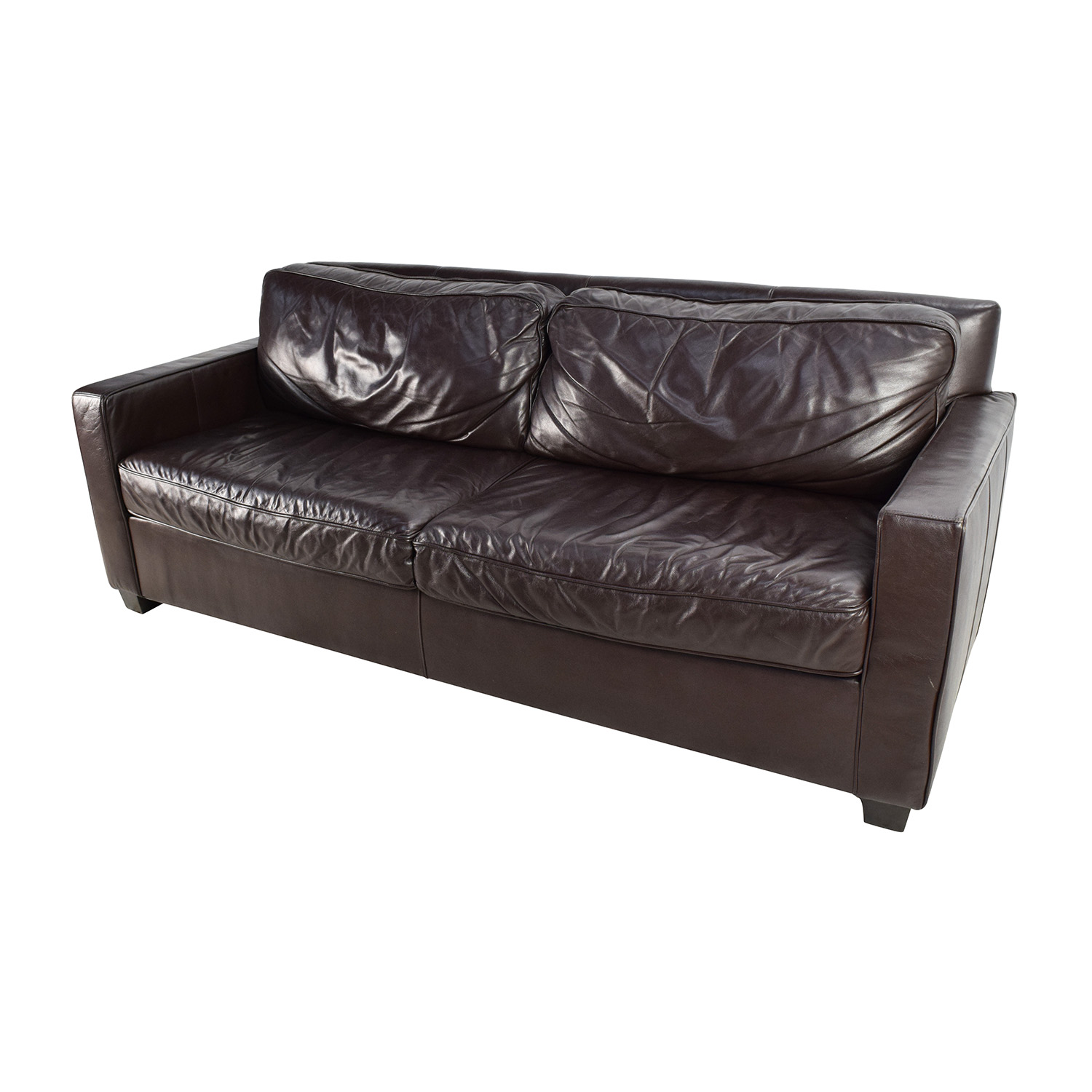 West Elm Sleeper Sofa Henry Nice Houzz
