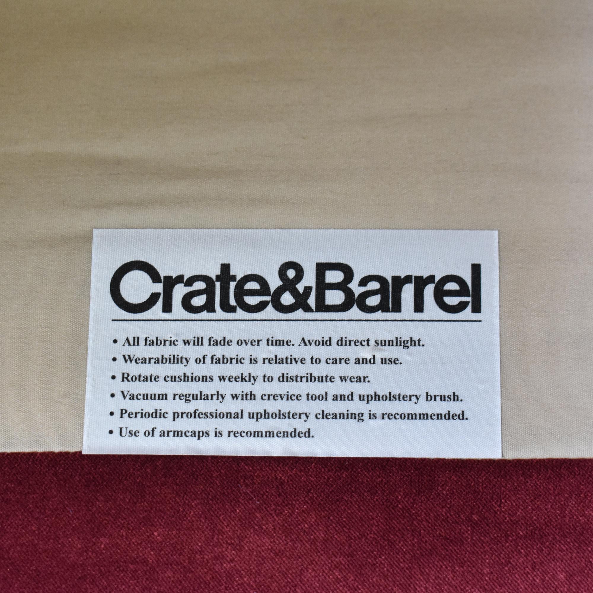 shop Crate & Barrel Crate & Barrel Chair online