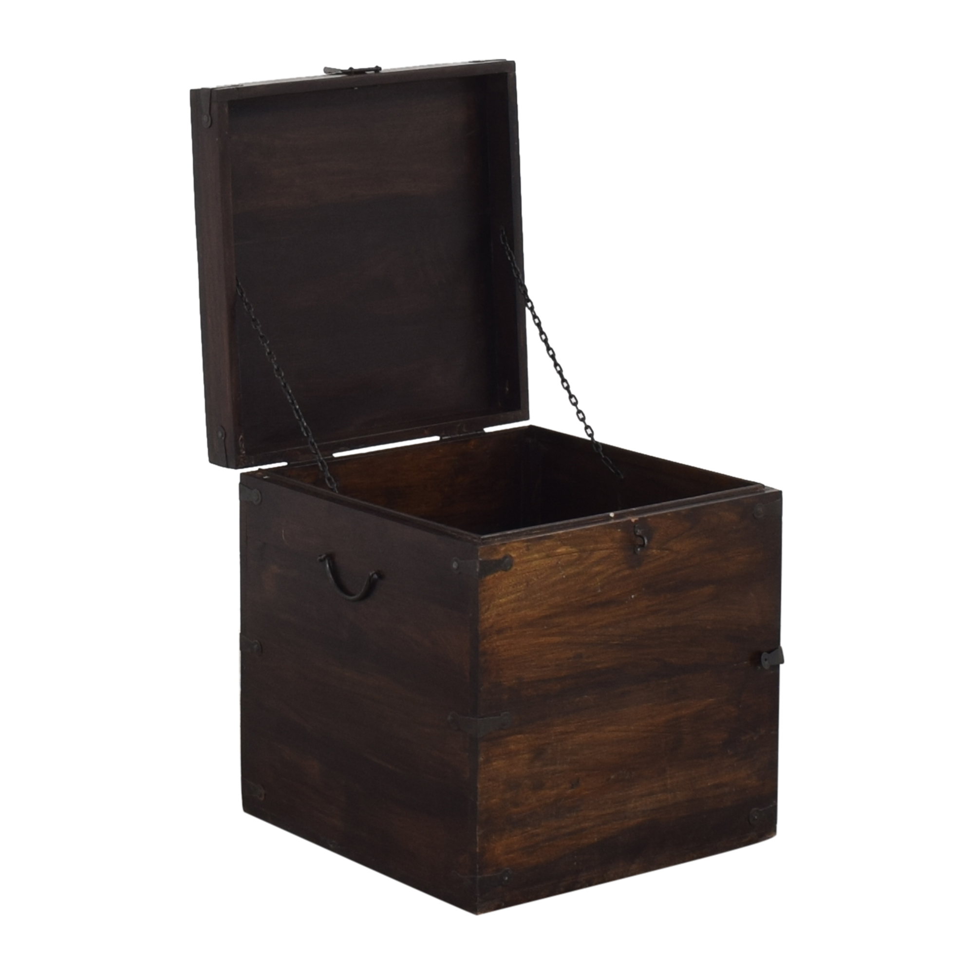buy Pottery Barn Wooden Box Trunk Pottery Barn Trunks