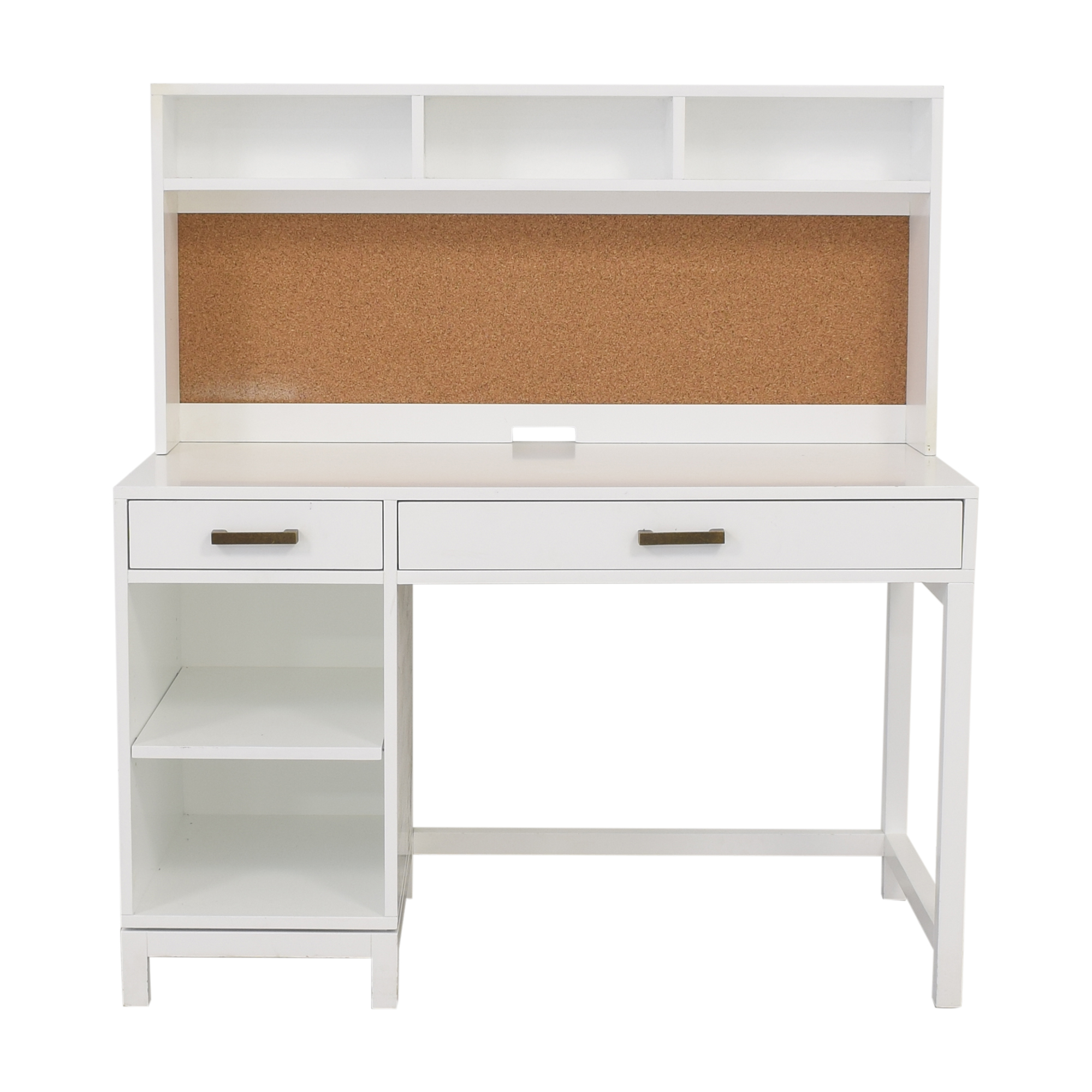 shop Land of Nod for Crate & Kids Parke Desk and Hutch Land of Nod Tables