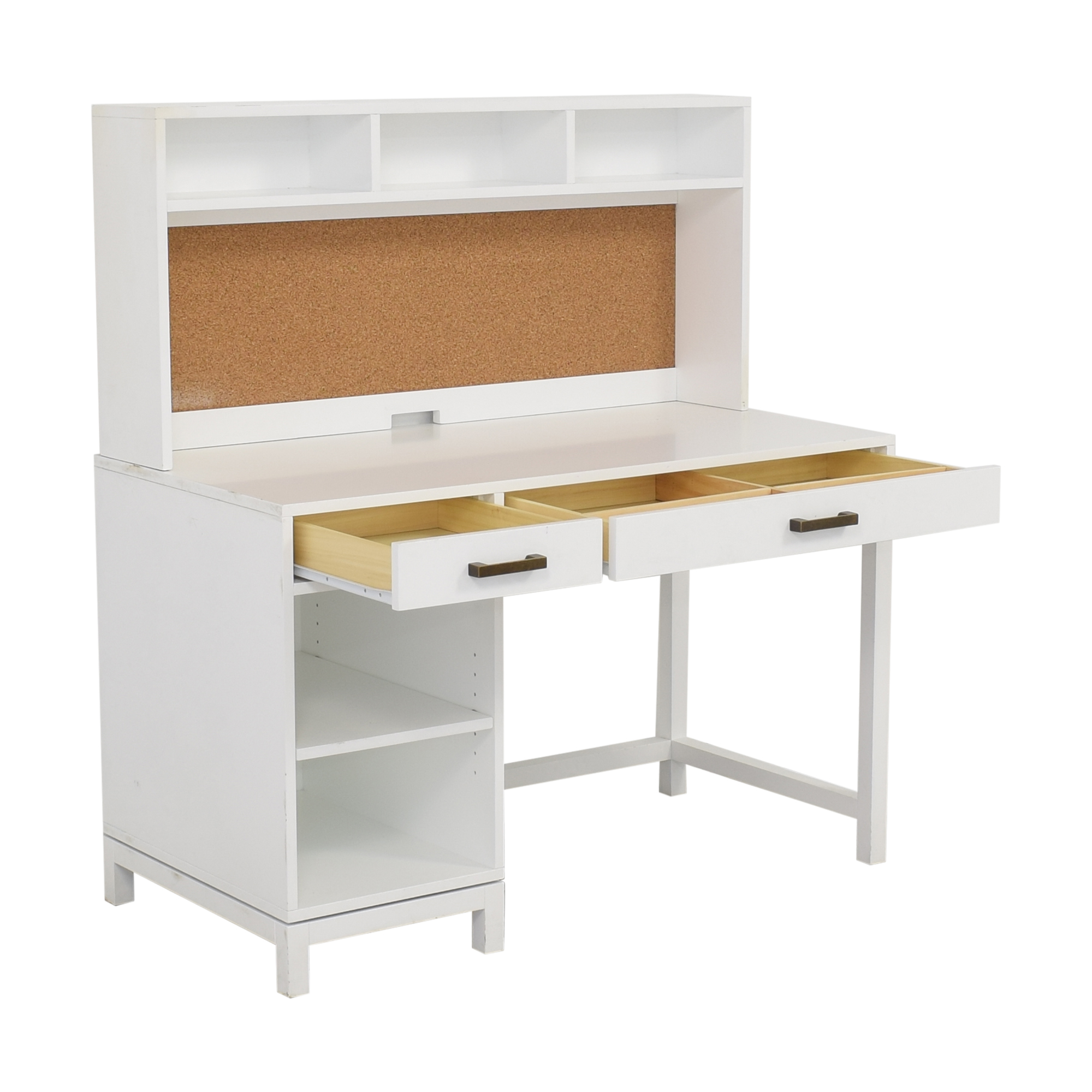 shop Land of Nod Land of Nod for Crate & Kids Parke Desk and Hutch online