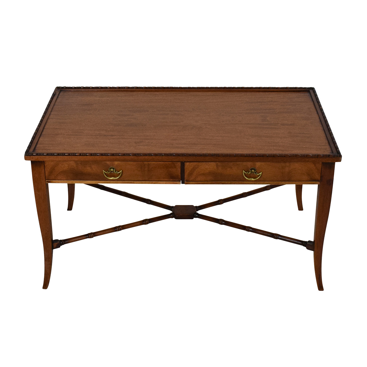 Imperial Grand Rapids Imperial Grand Rapids Mahogany Coffee Table on sale