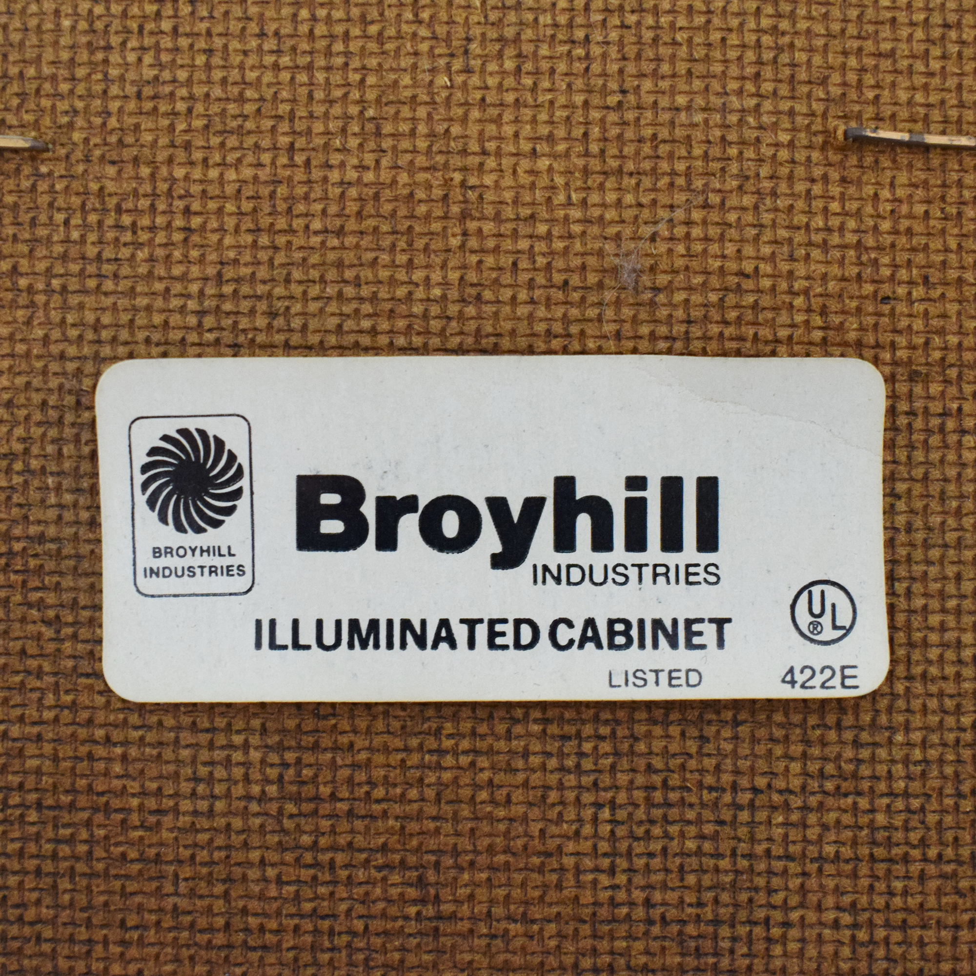 buy Broyhill Illuminated Media Cabinet Broyhill Furniture Bookcases & Shelving