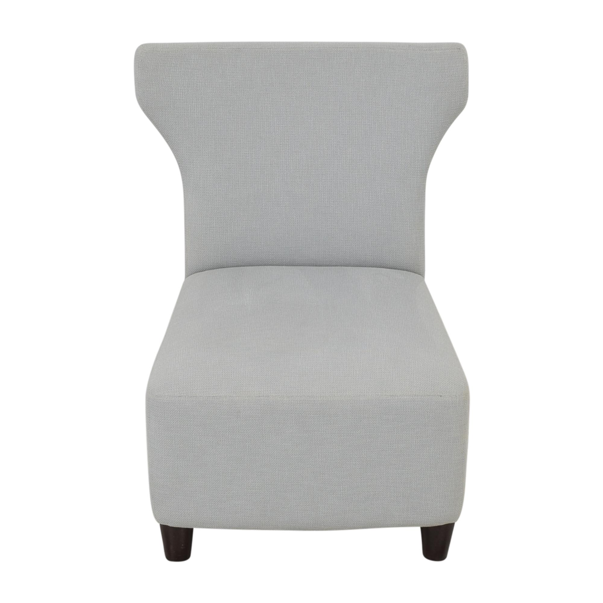 West Elm Modern Sitting Room Chair sale