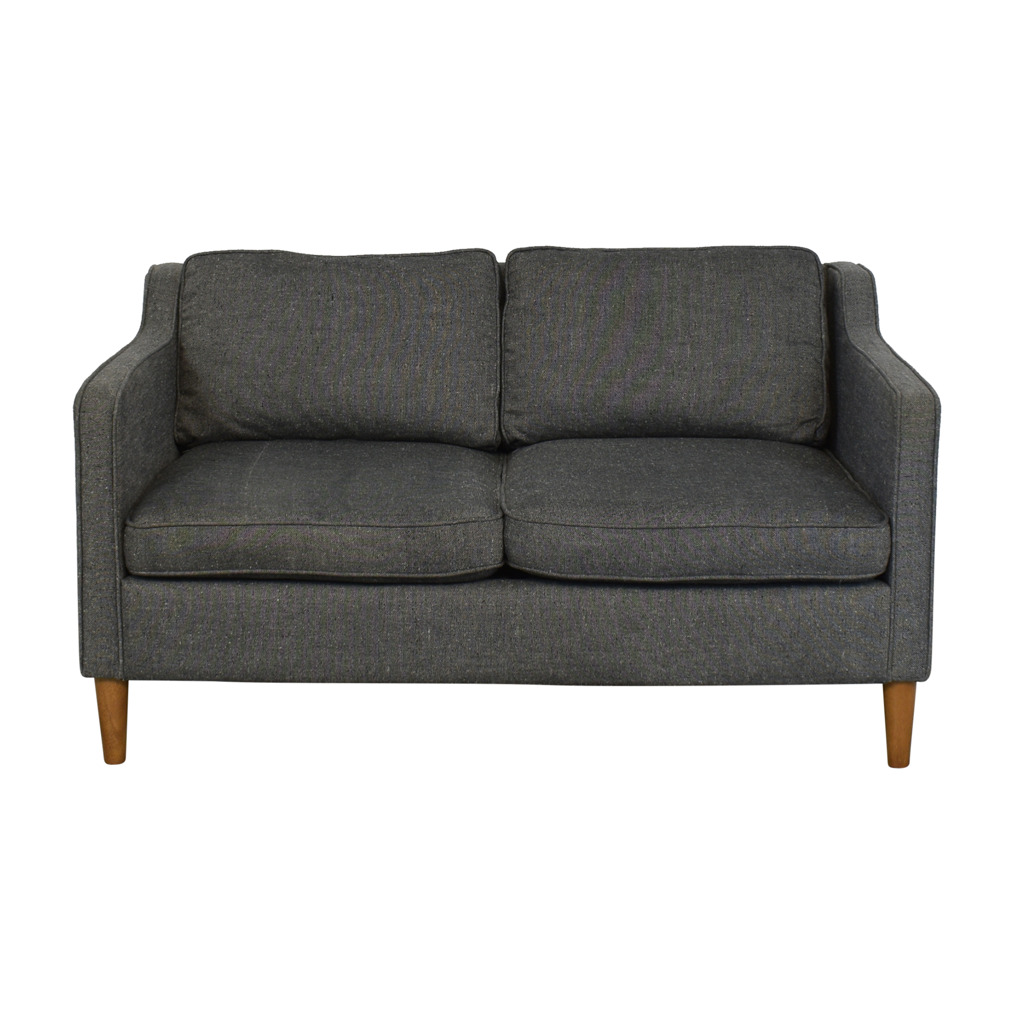 West Elm Hamilton Loveseat West Elm