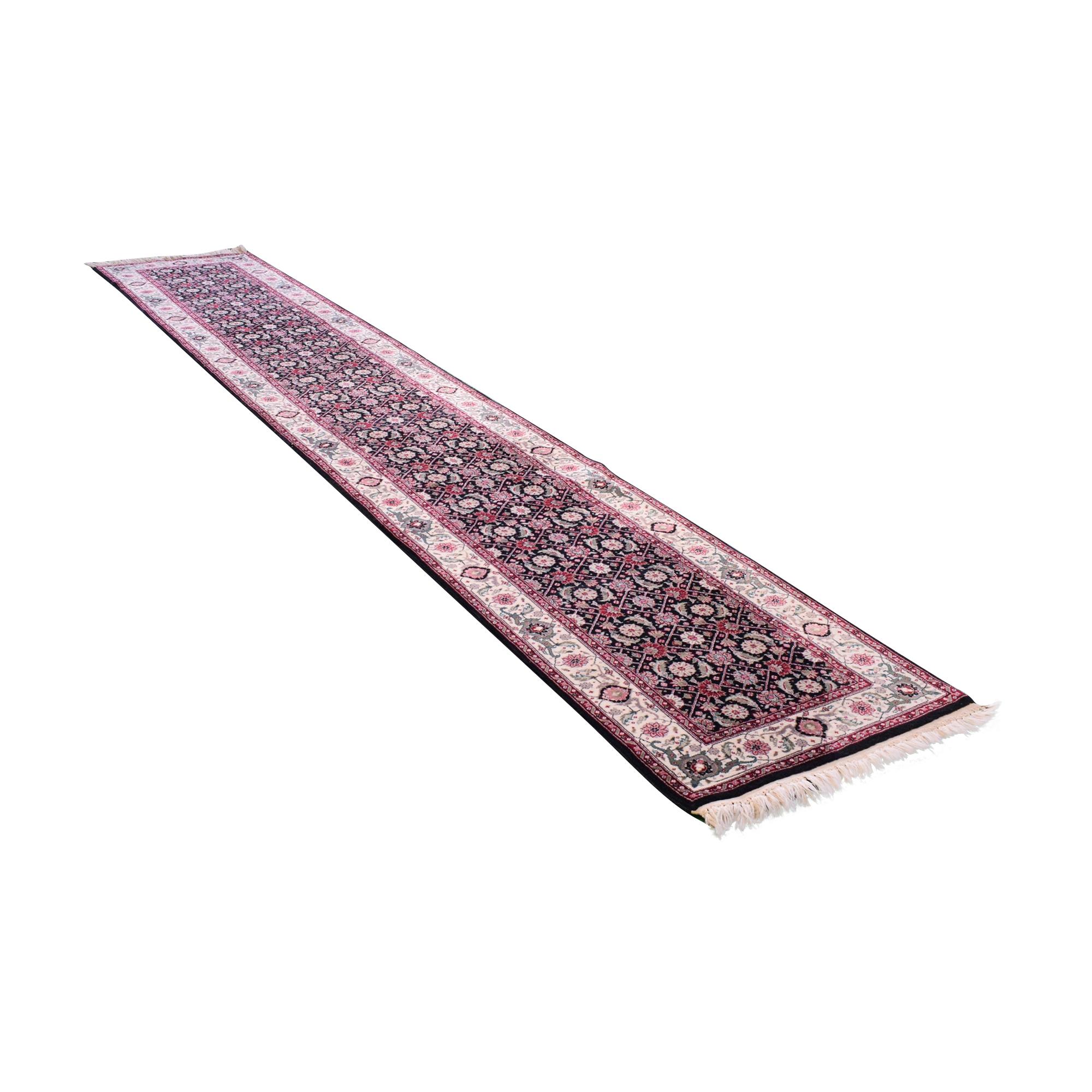 Bloomingdale's Bloomingdale's Floor Runner Rug multi