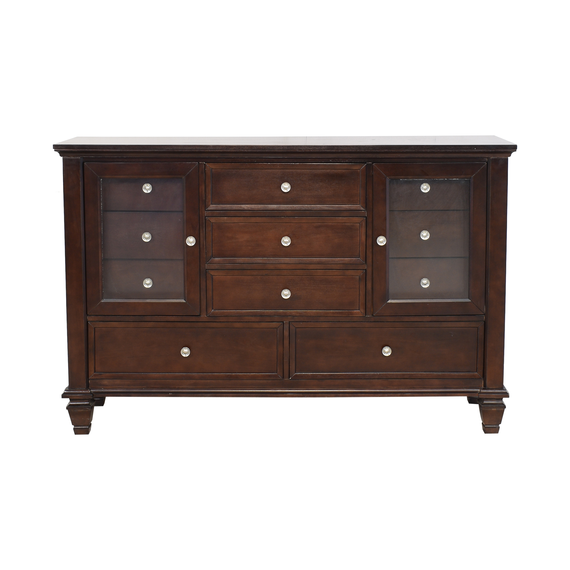 buy Coaster Dresser with Cabinets Coaster Fine Furniture Storage