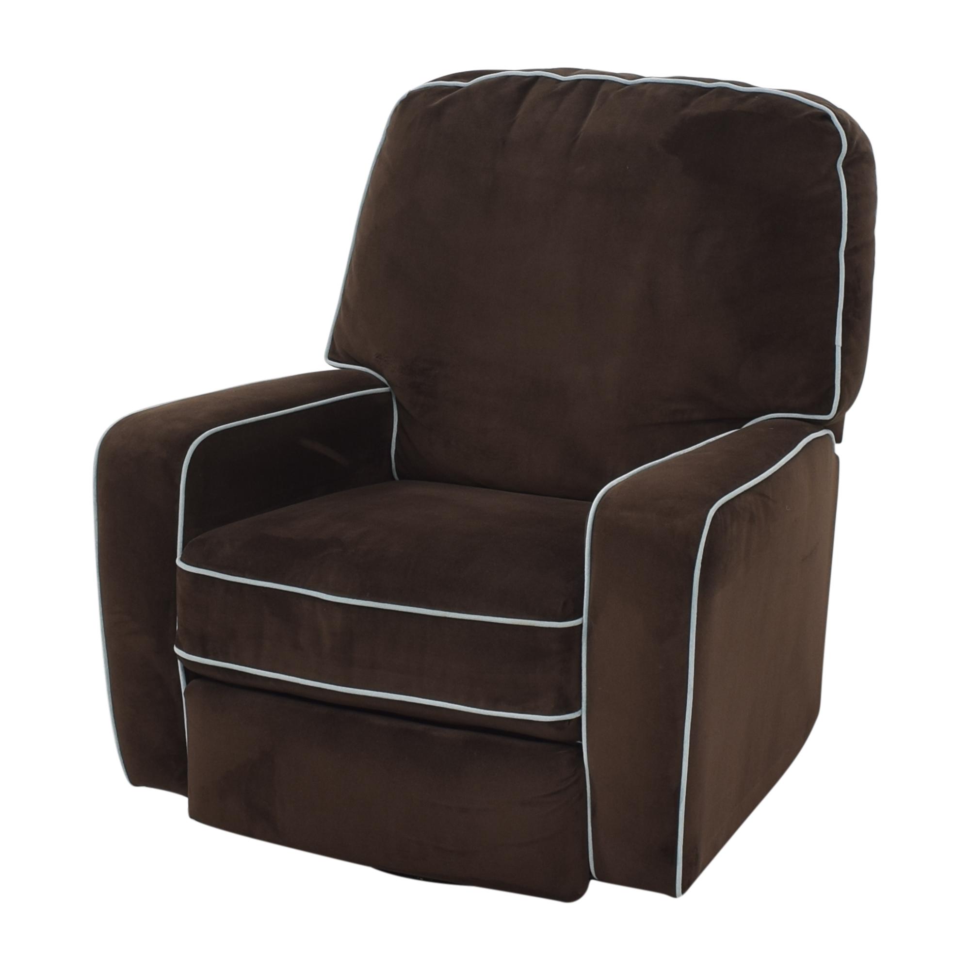 Best Chairs Best Chairs Bilana Swivel Glider Recliner