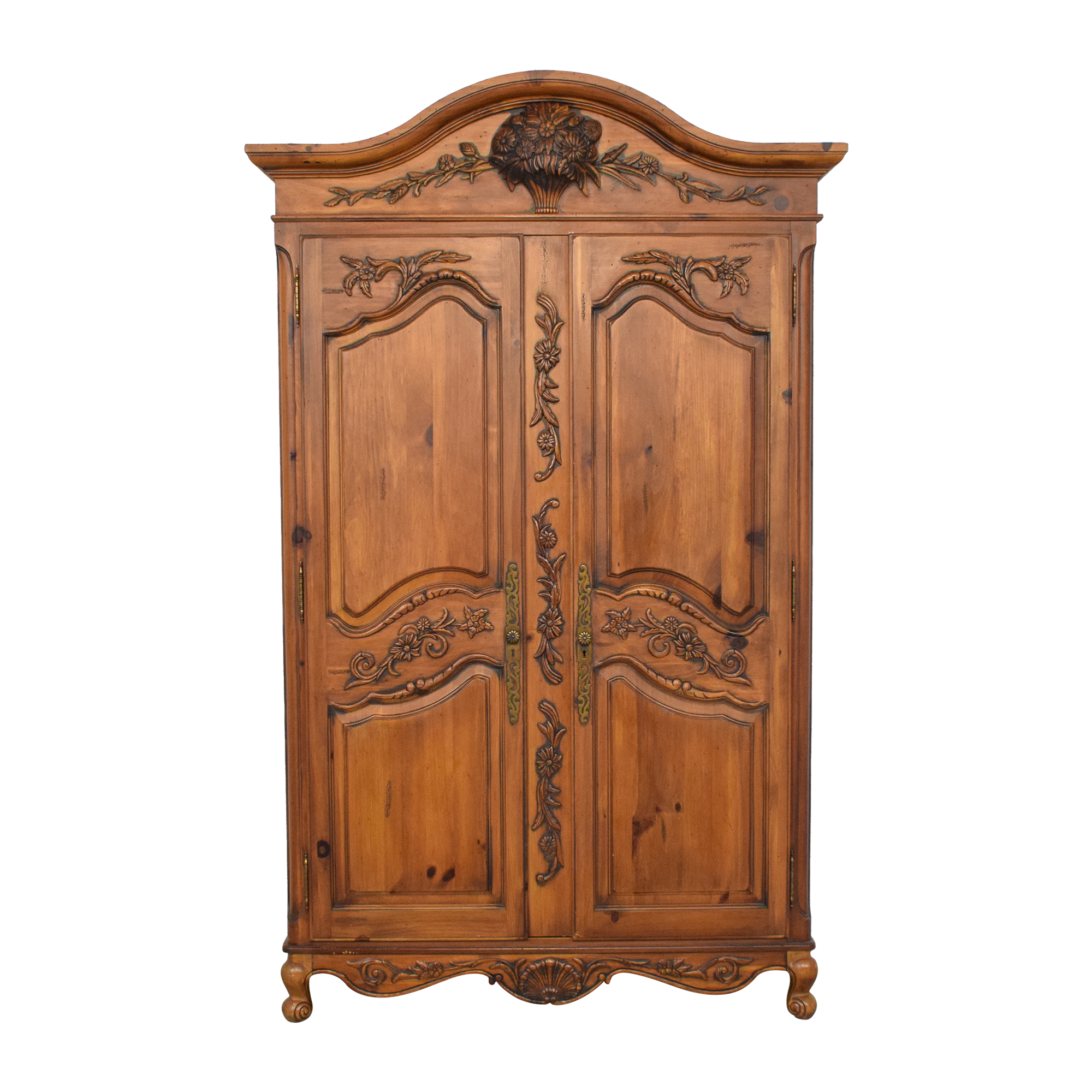 Ethan Allen Ethan Allen Media Cabinet Armoire coupon