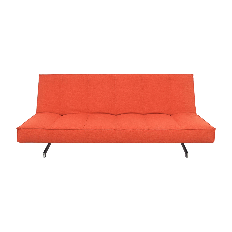 shop CB2 Flex Sleeper Sofa CB2 Sofa Beds