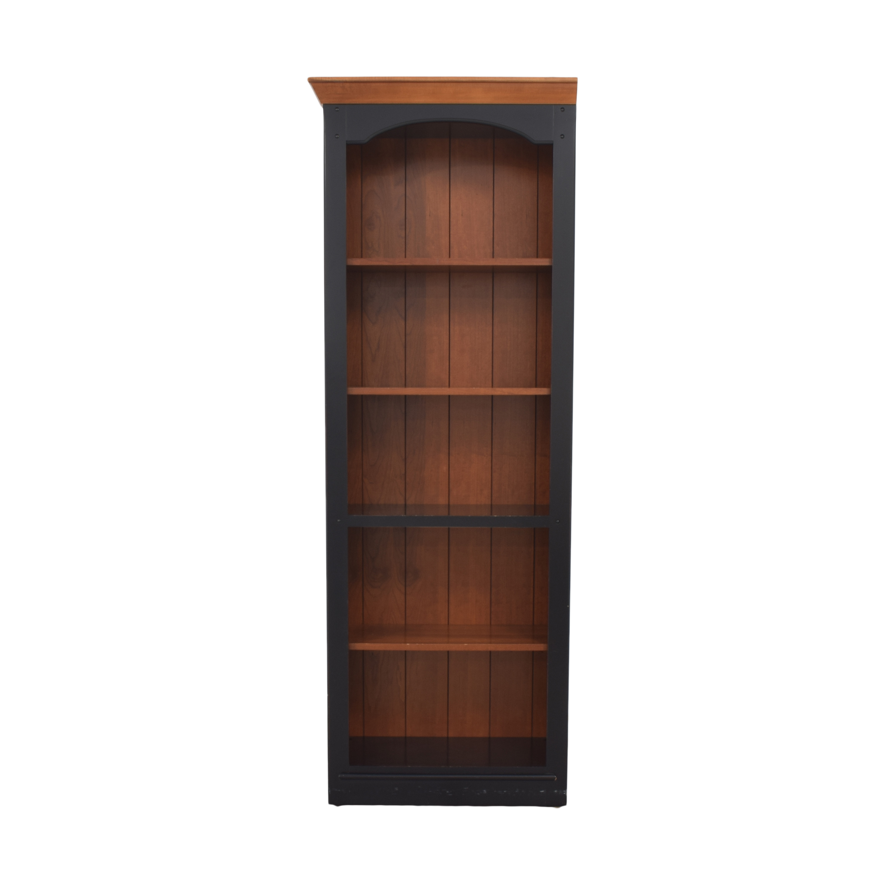 buy Stickley Furniture Book Shelf with Accent Top Stickley Furniture Storage