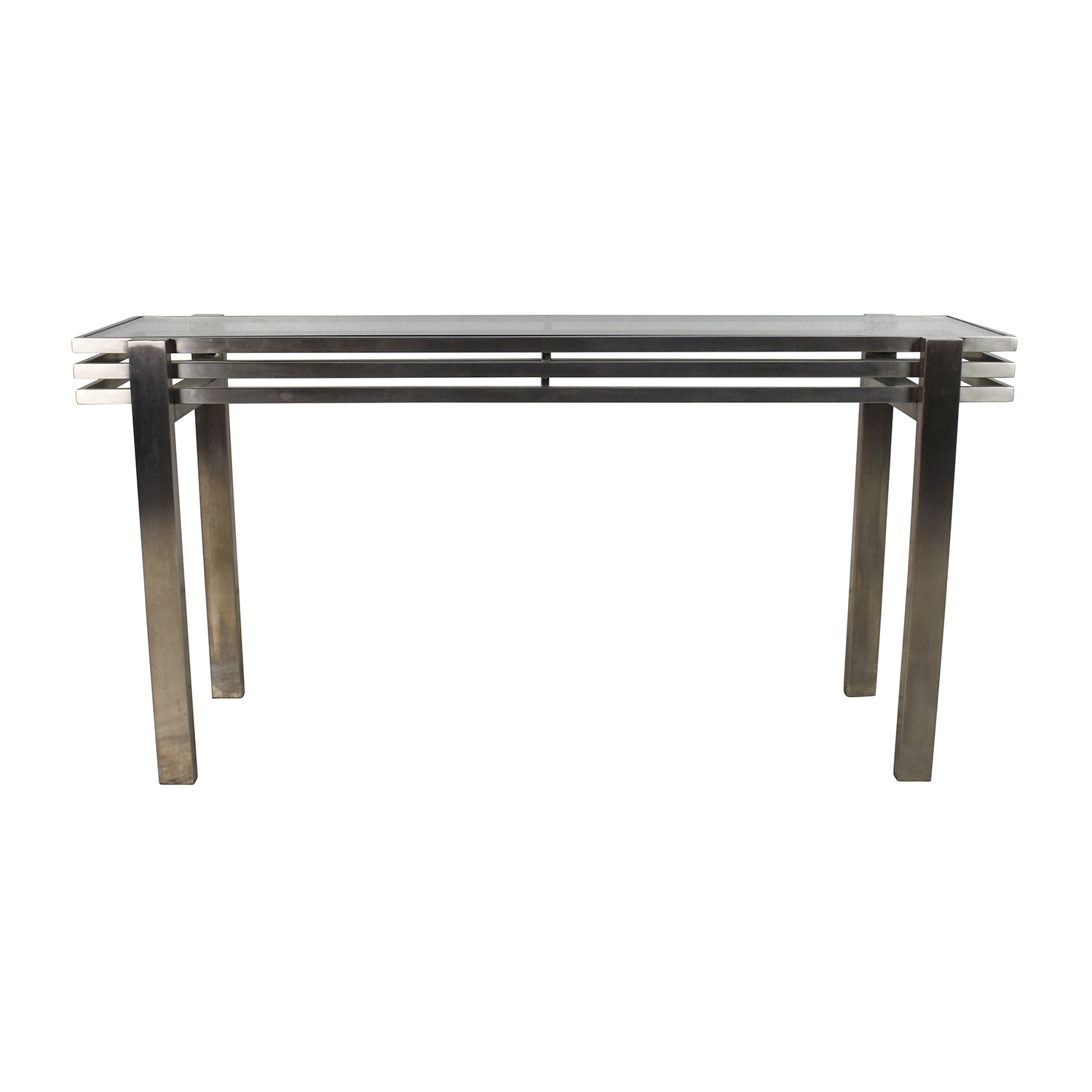 58% OFF Monarch Monarch Rustic Nesting Console Tables Tables