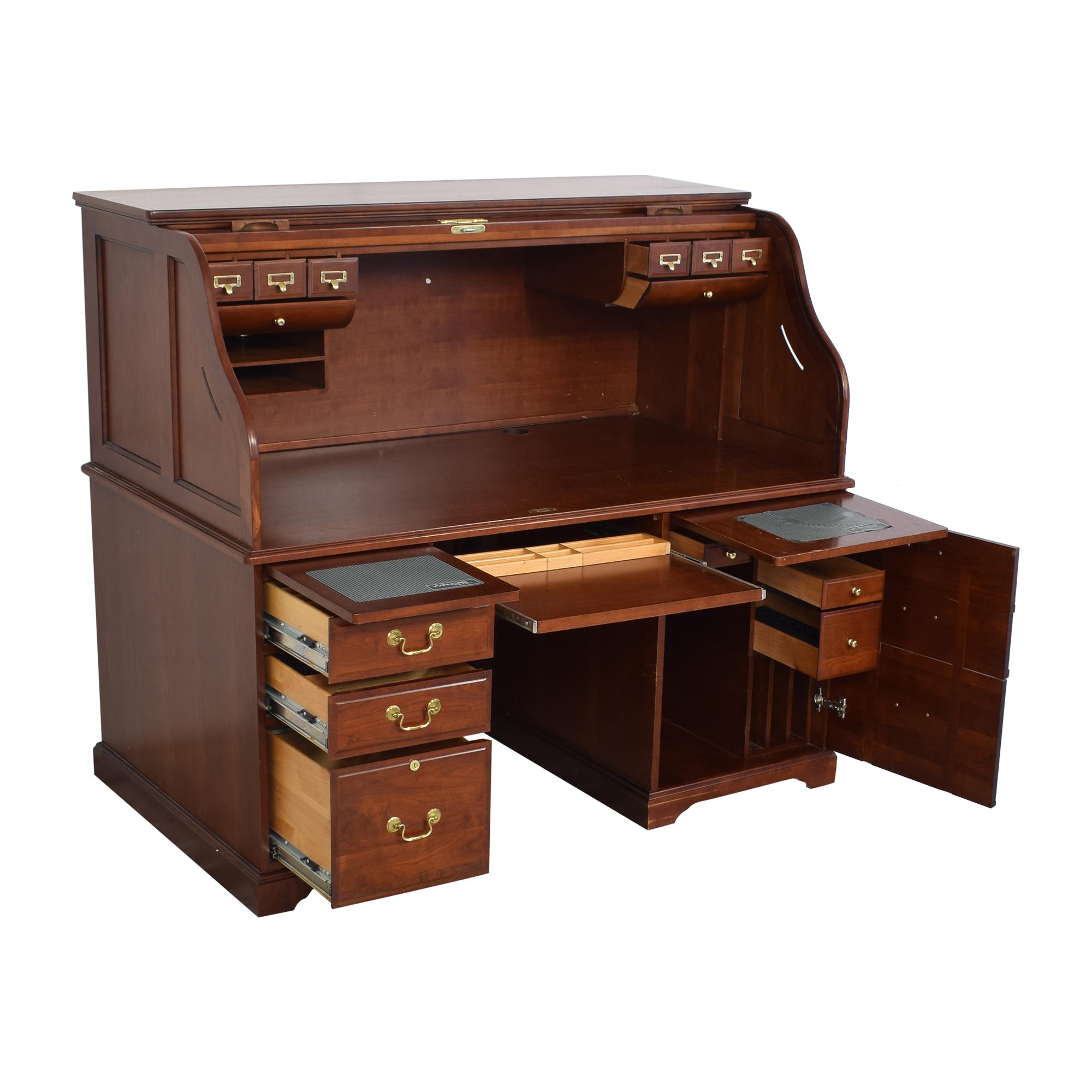 shop Winner's Only Roll Top Desk Winners Only Home Office Desks