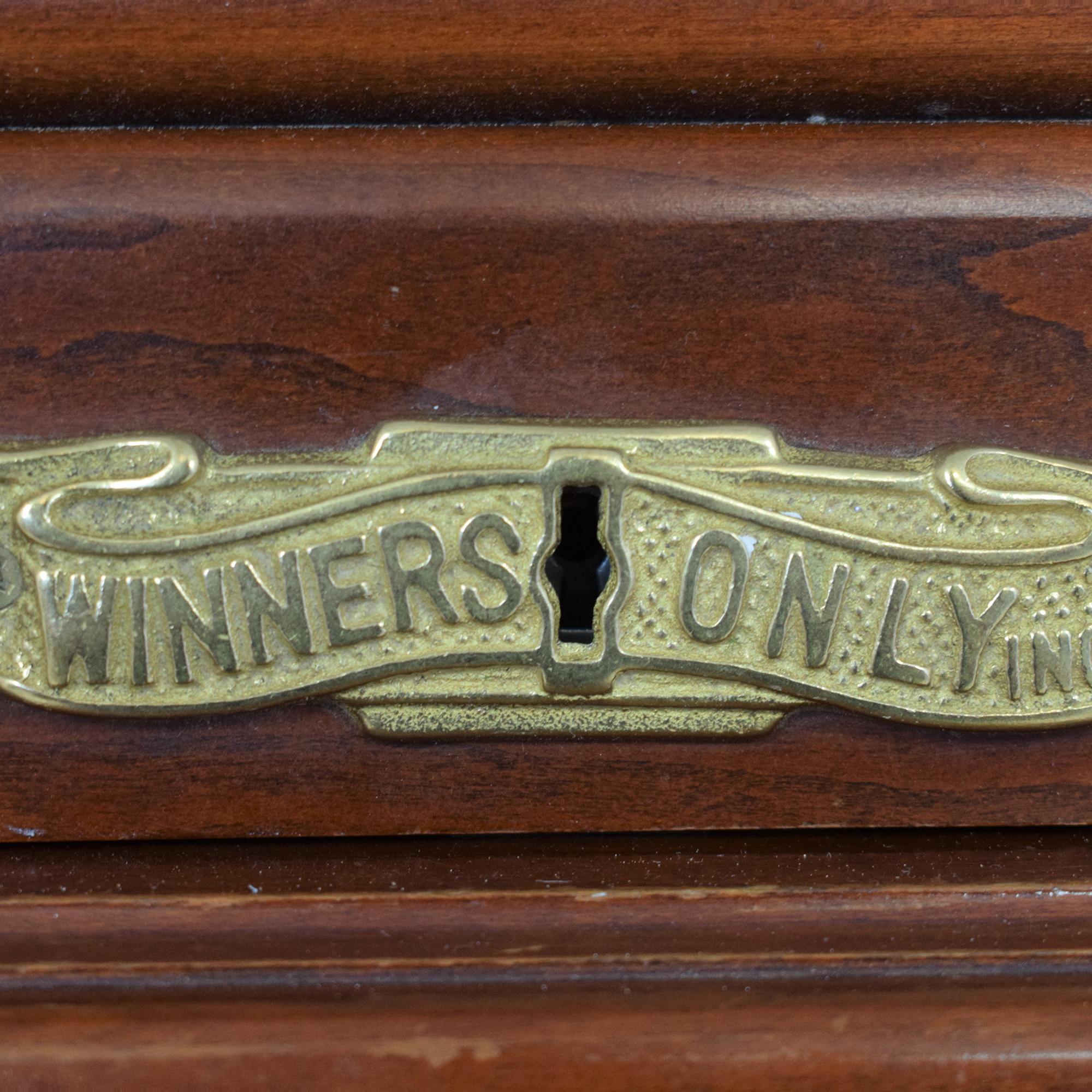 Winners Only Winner's Only Roll Top Desk ma