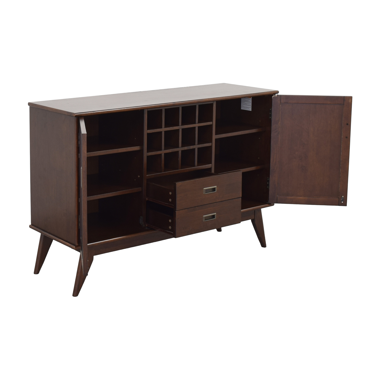 shop Wayfair Halvorson Buffet Table Wayfair Cabinets & Sideboards