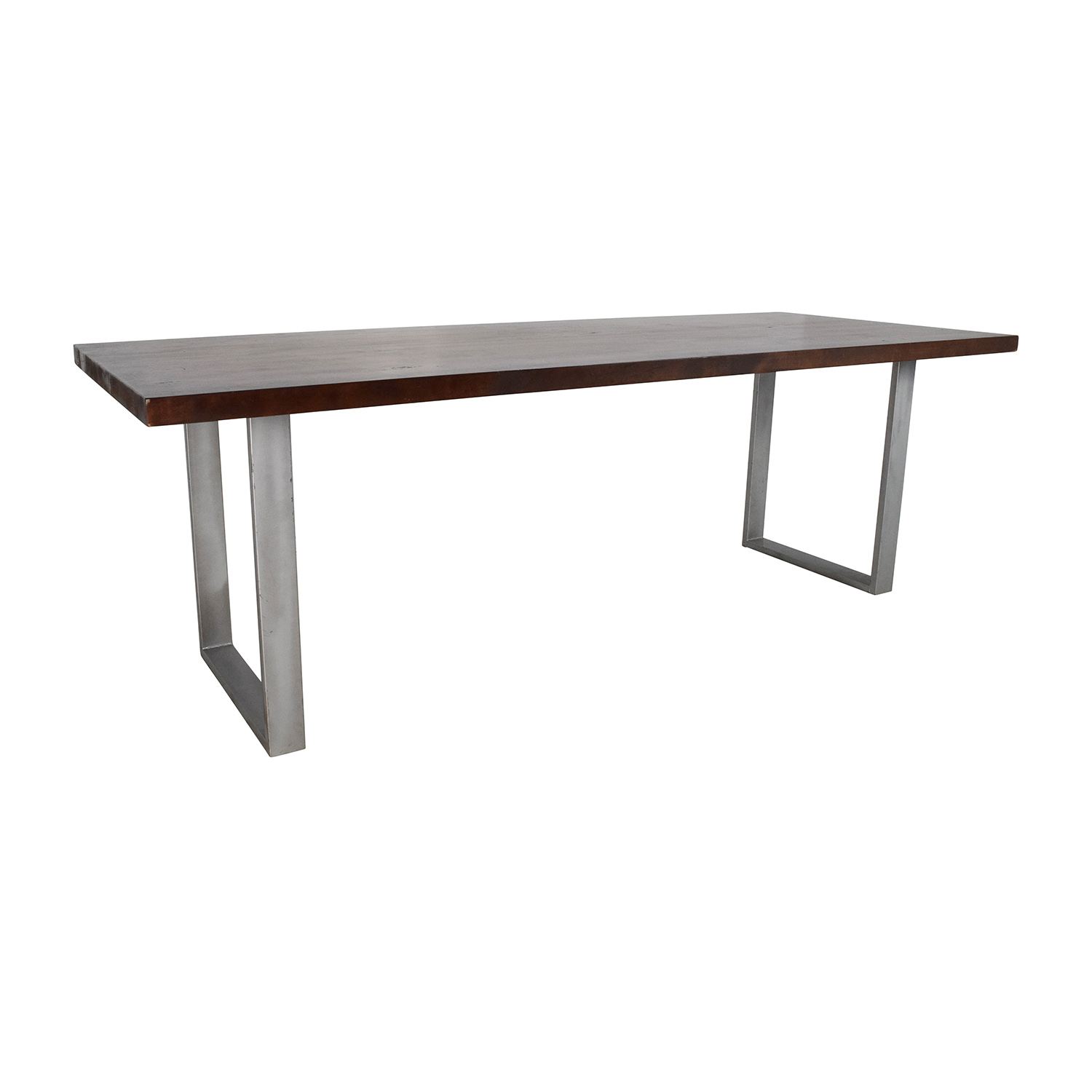 Modern Solid Wood Dining Table dimensions
