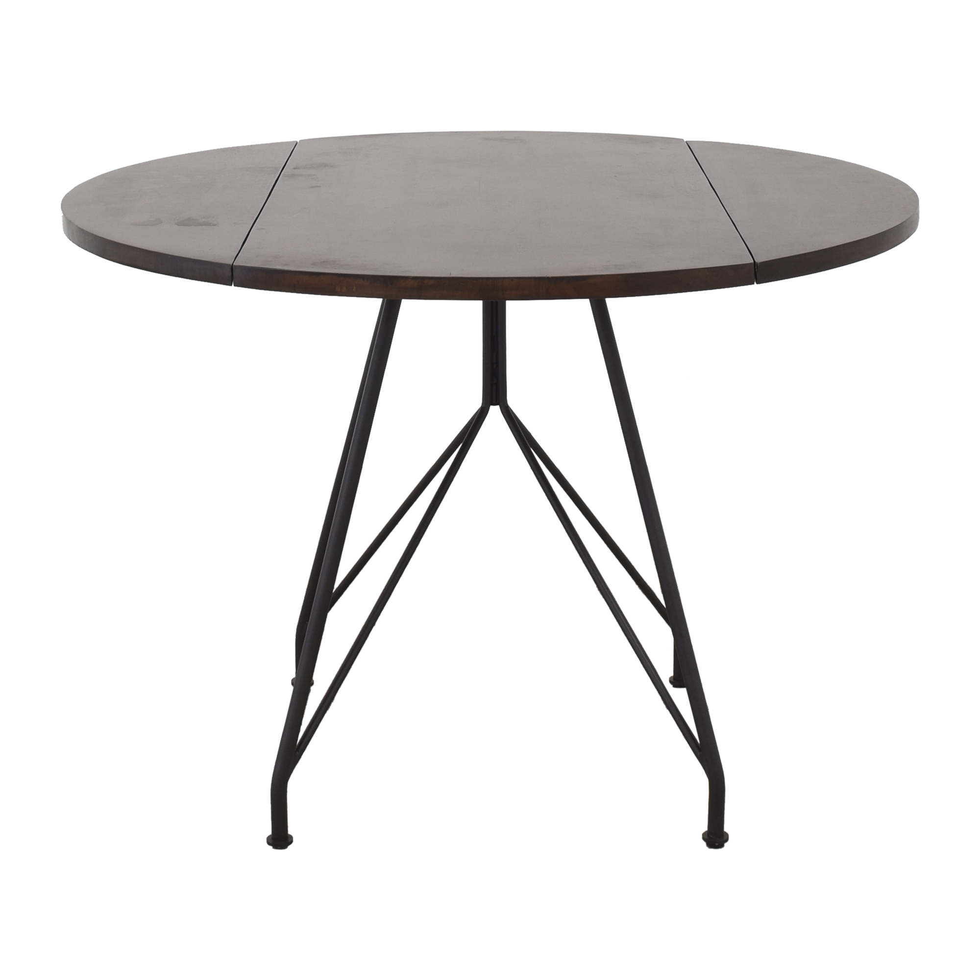 West Elm West Elm Jules Drop Leaf Expandable Table Dinner Tables