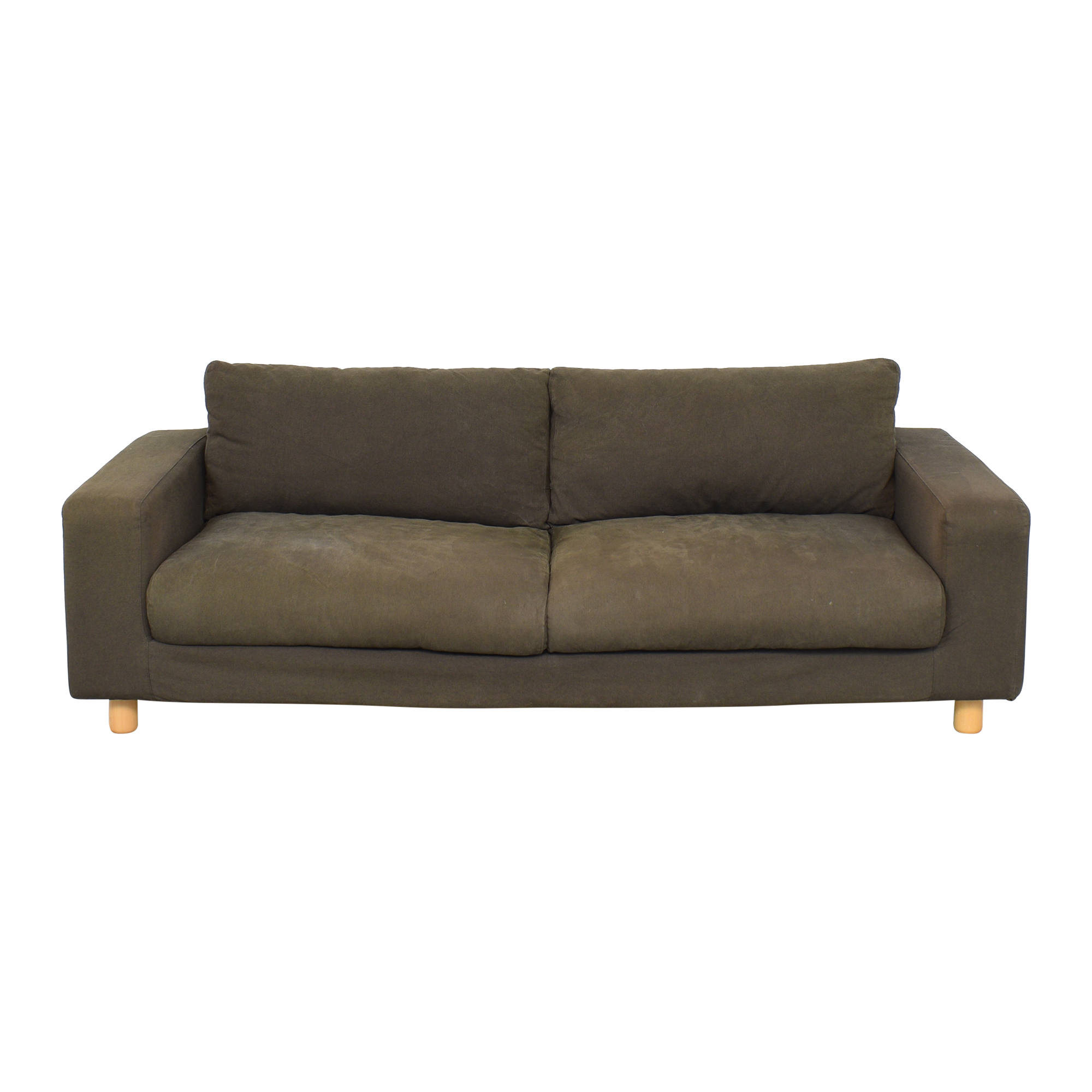 buy Muji Two Cushion Sofa Muji Loveseats