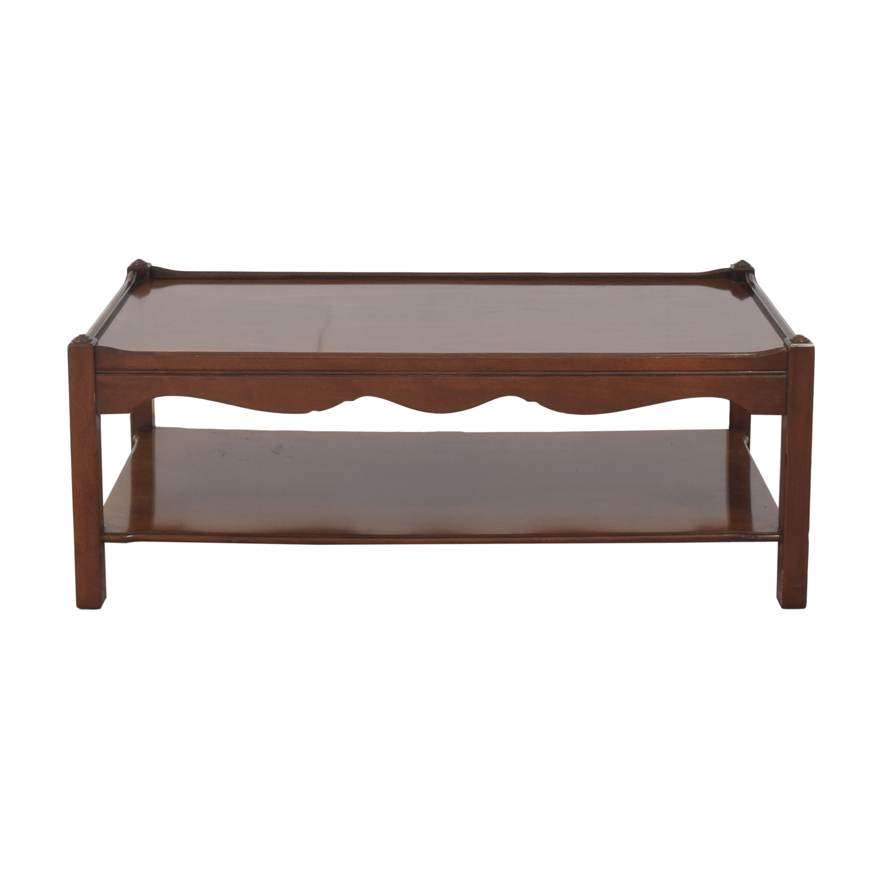 Macy's Macy's Tiered Coffee Table second hand