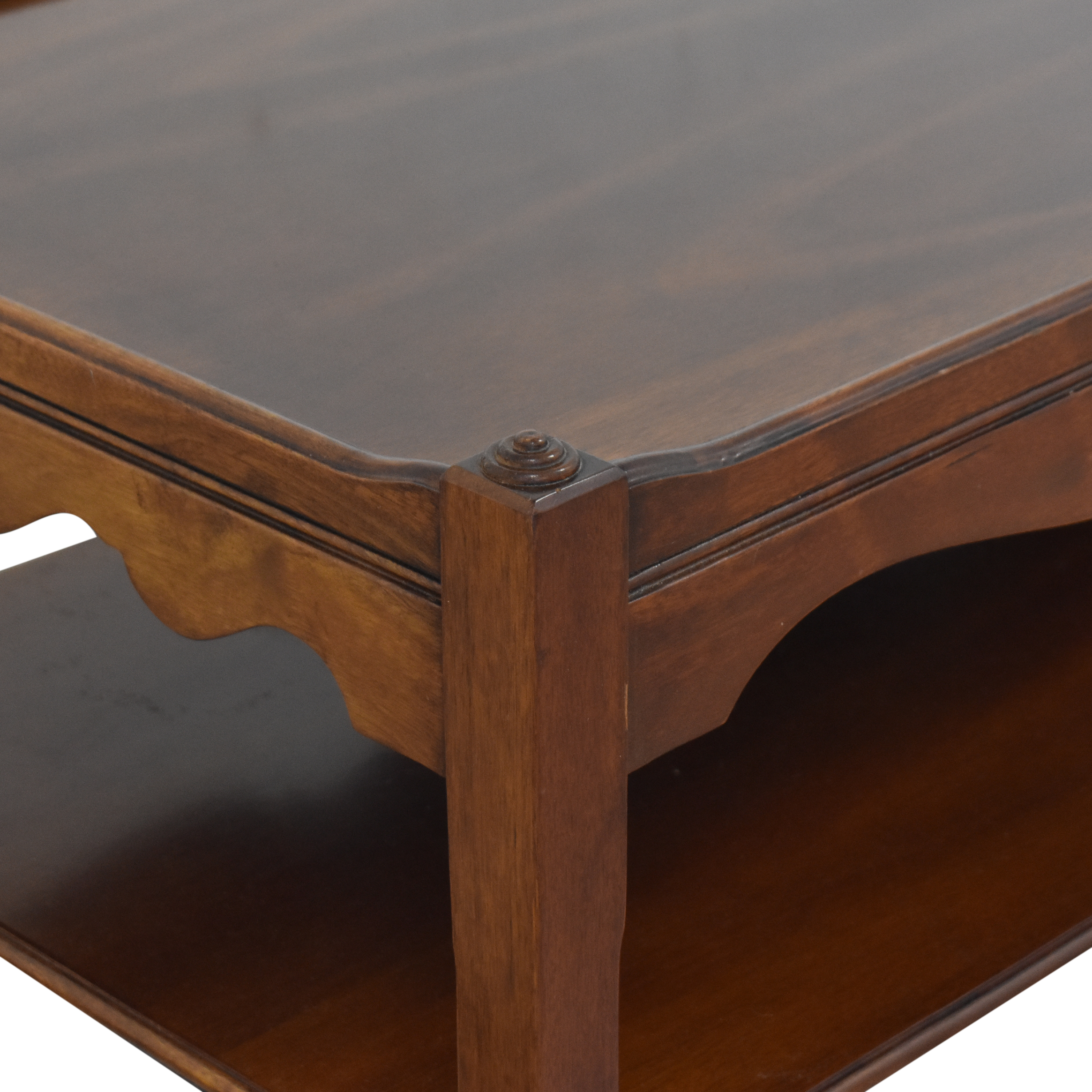 Macy's Macy's Tiered Coffee Table discount