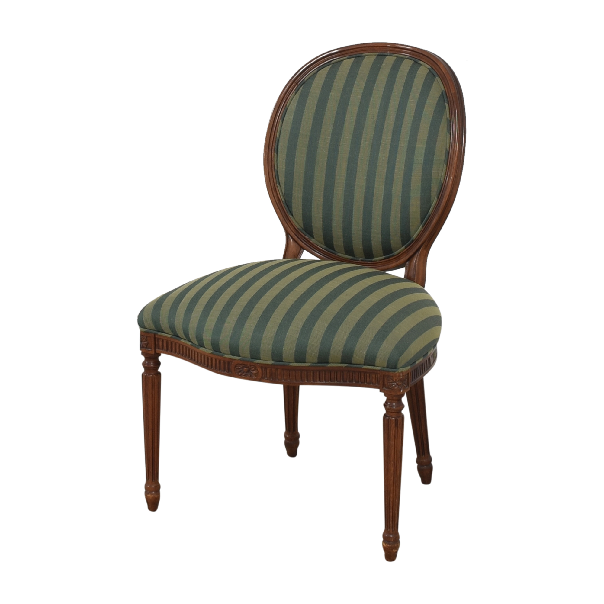 buy Hickory Chair Medallion Back Dining Chairs Hickory Chair