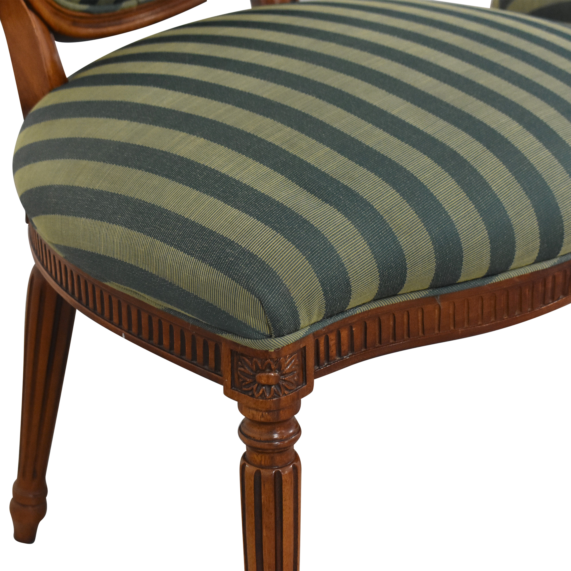 Hickory Chair Hickory Chair Medallion Back Dining Chairs coupon